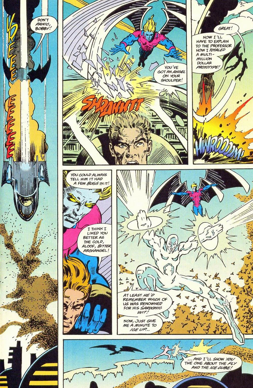 Read online Secret Defenders comic -  Issue #19 - 4