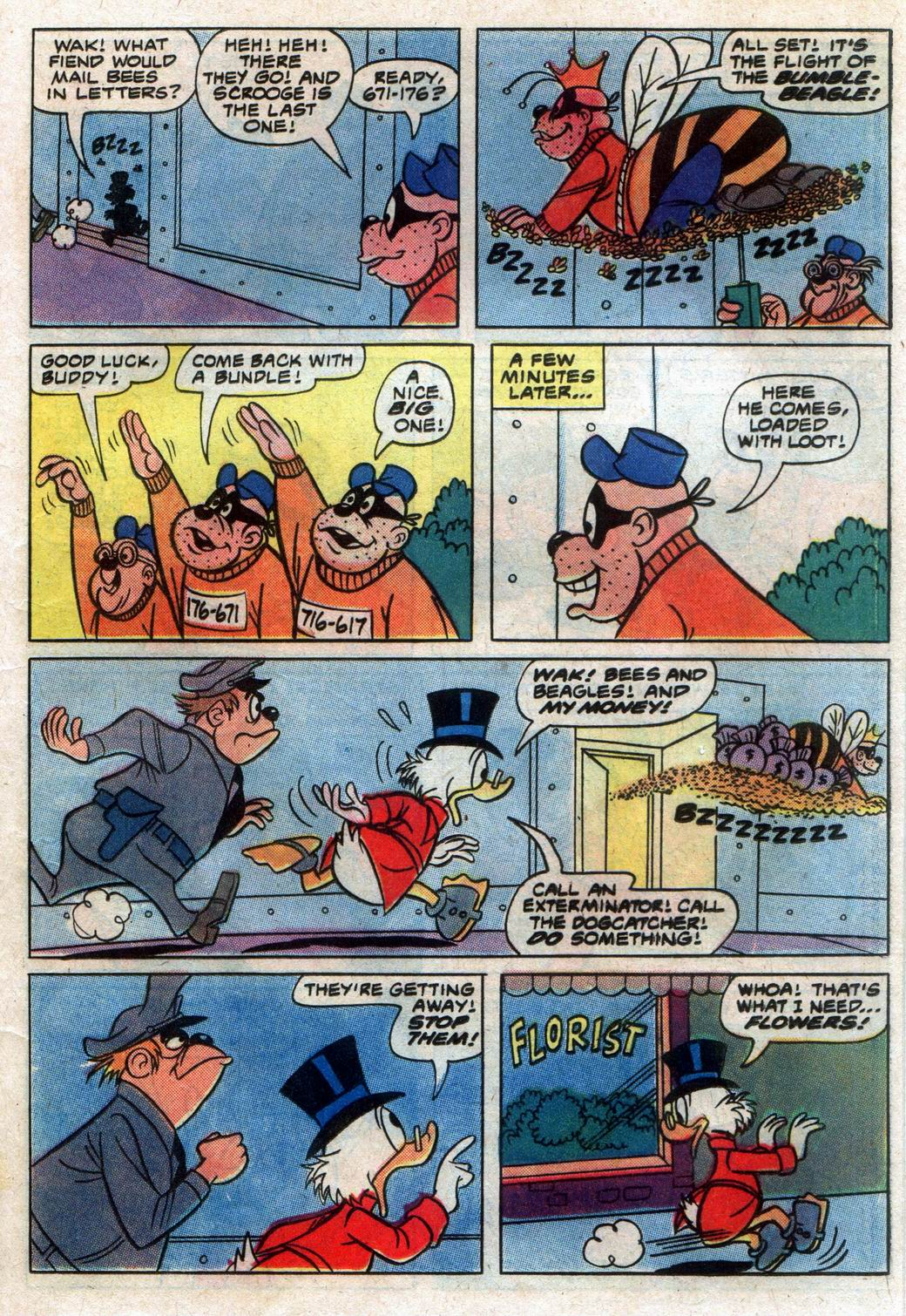 Uncle Scrooge (1953) Issue #182 #182 - English 21
