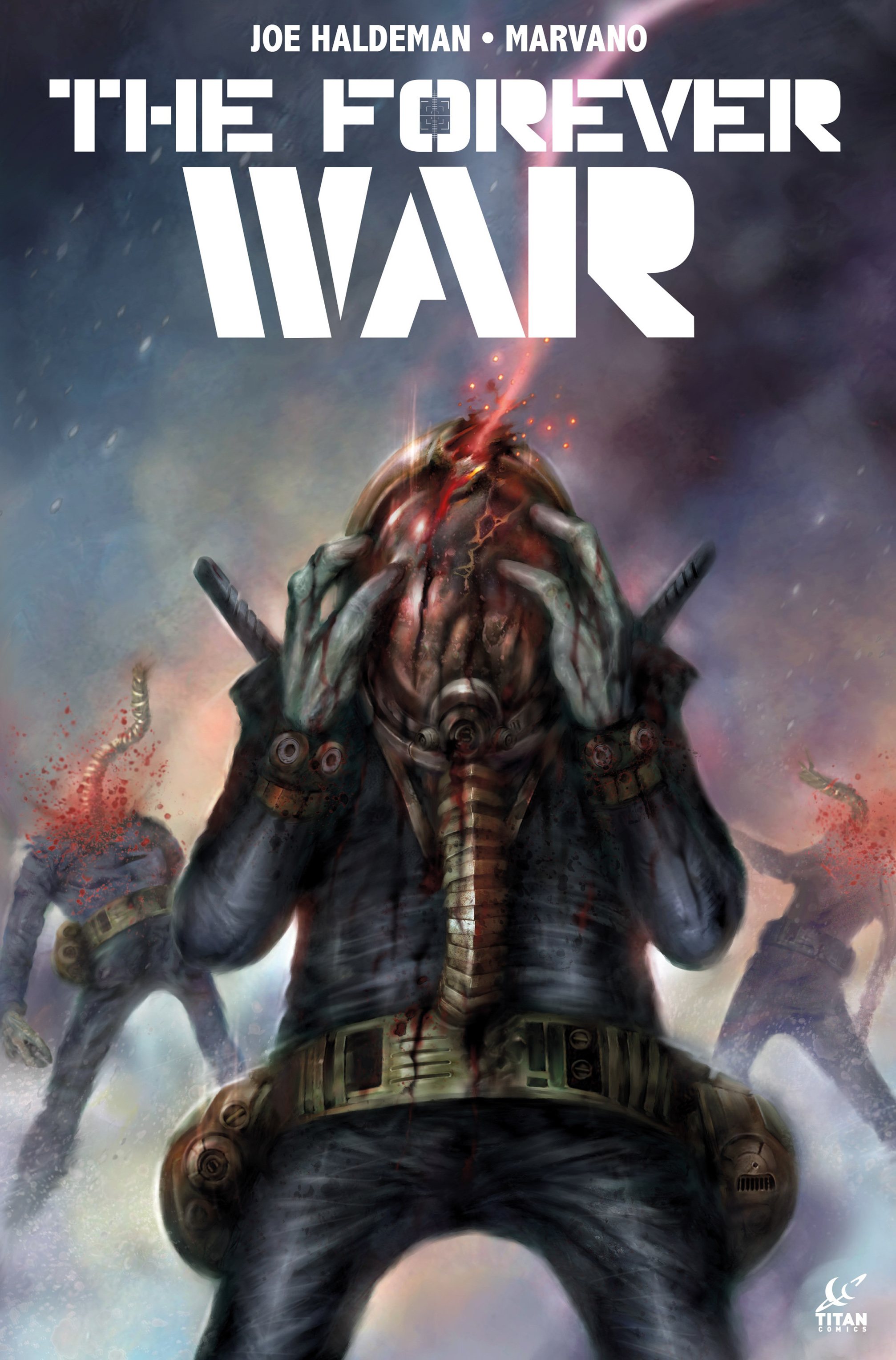 The Forever War (2017) #3 #4 - English 2