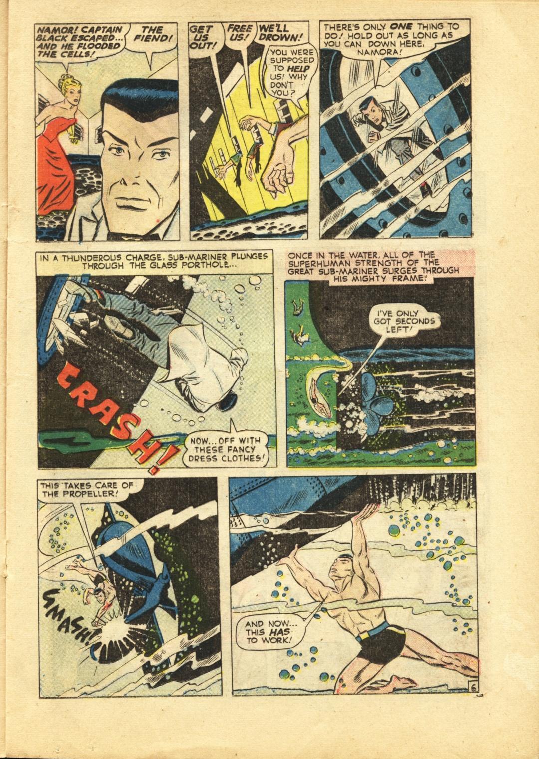 Sub-Mariner Comics #29 #29 - English 16