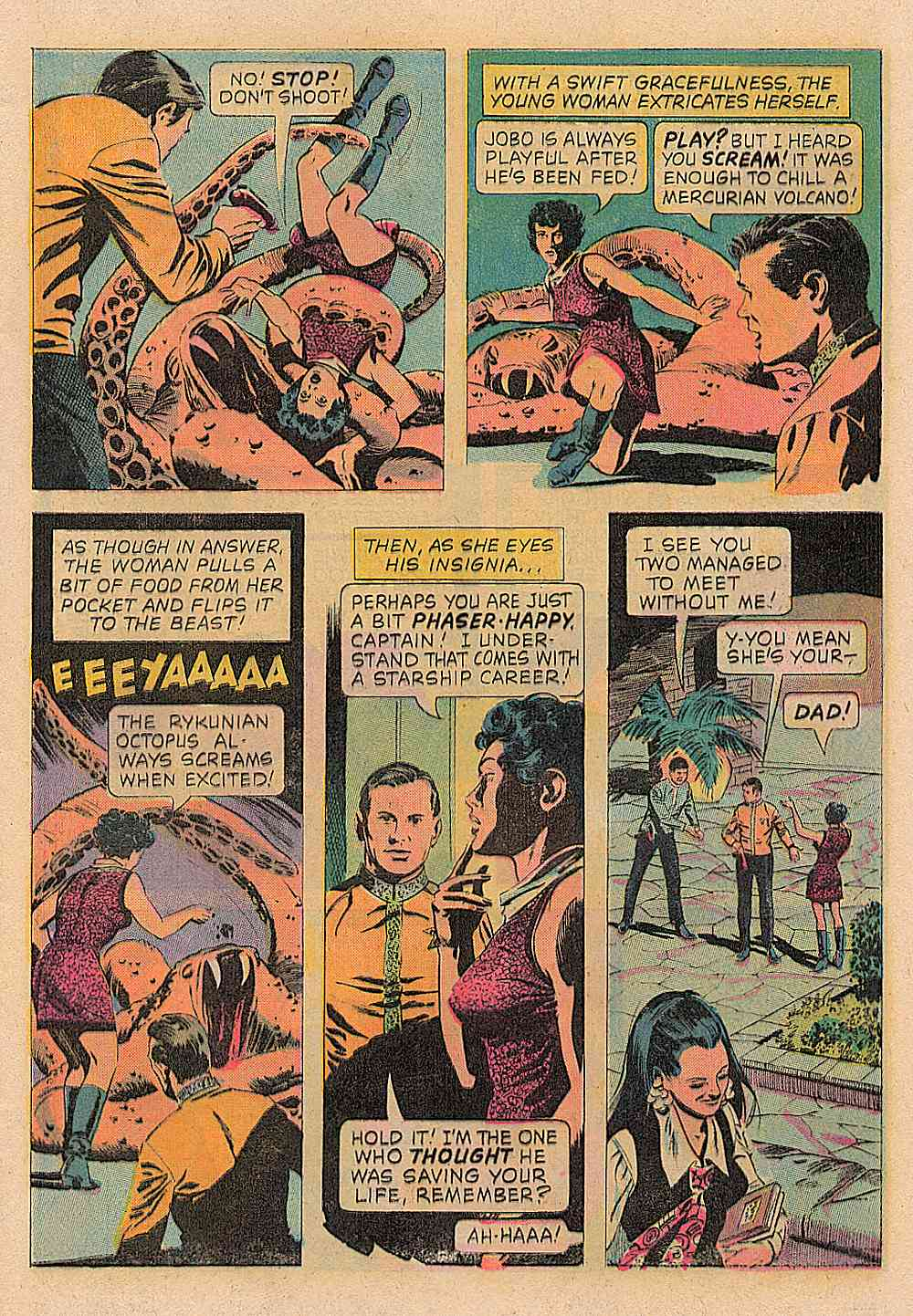 Star Trek (1967) Issue #40 #40 - English 9