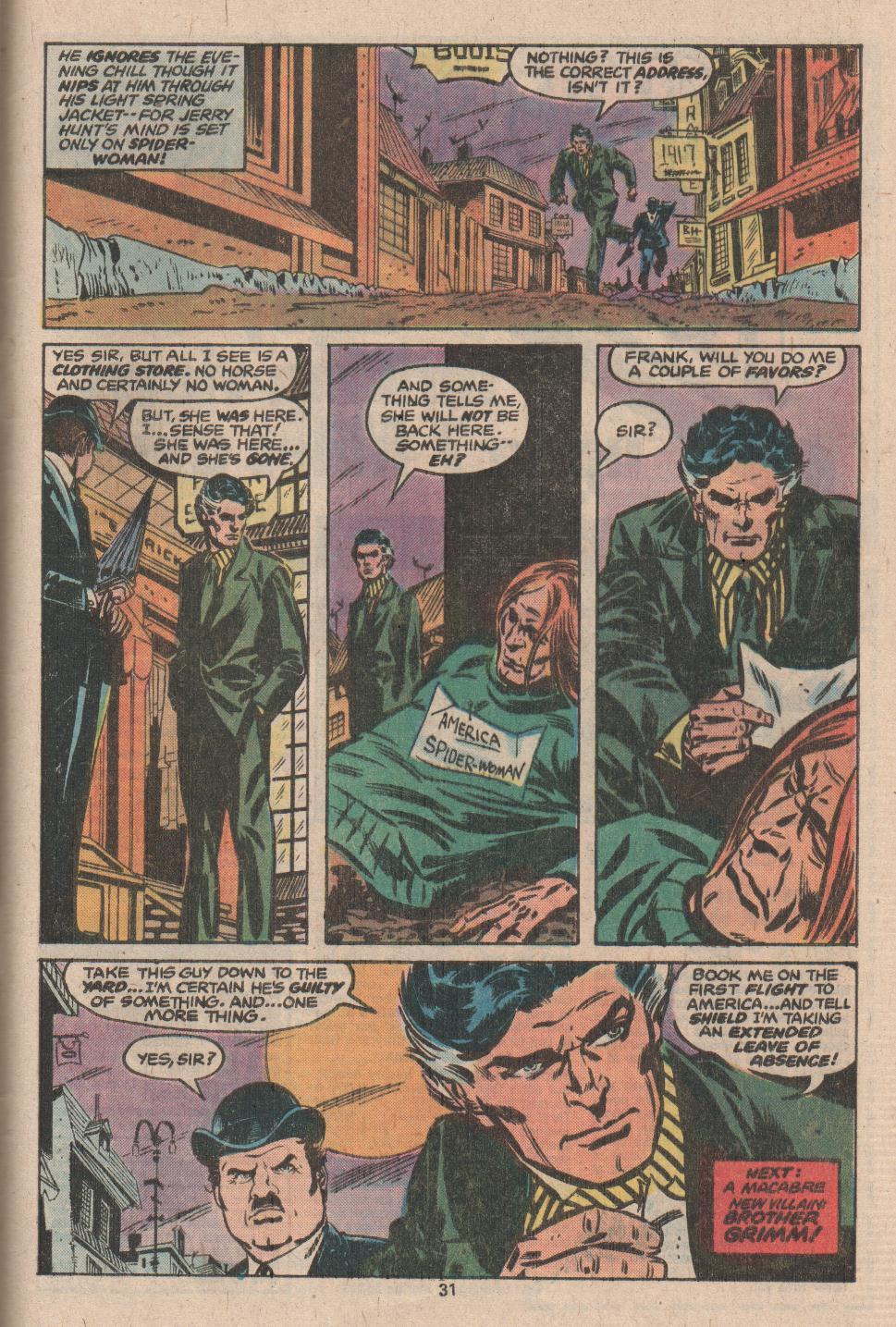 Spider-Woman (1978) #2 #49 - English 19