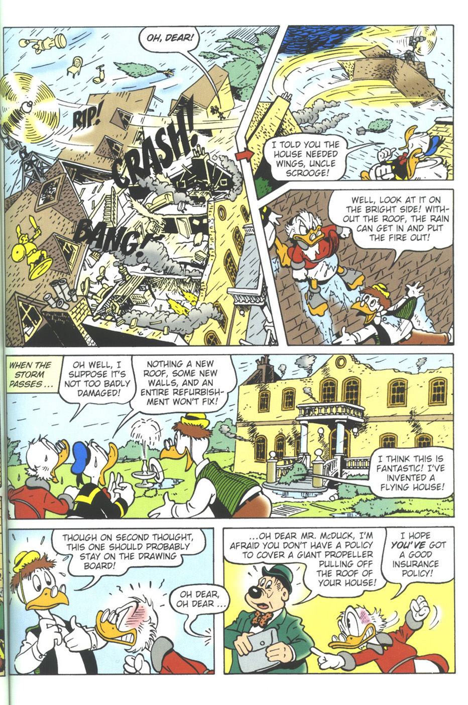 Uncle Scrooge (1953) Issue #309 #309 - English 33