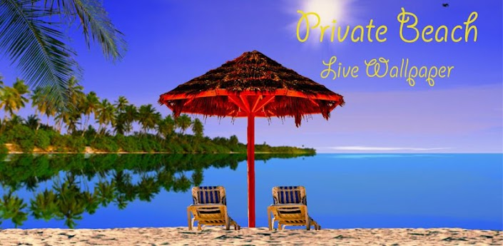 Private Beach Live Wallpaper v1.04 apk