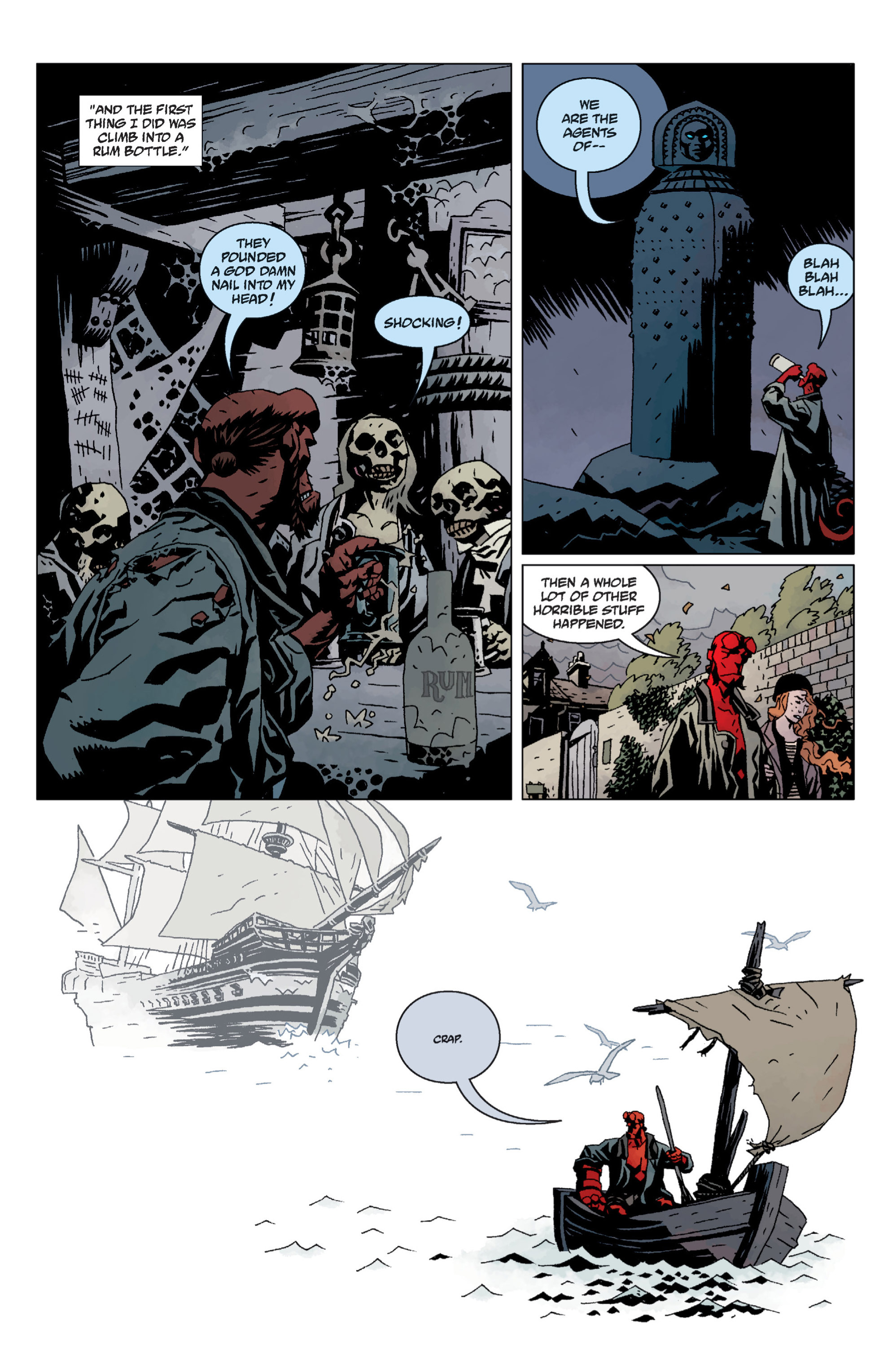 Hellboy chap 12 pic 17