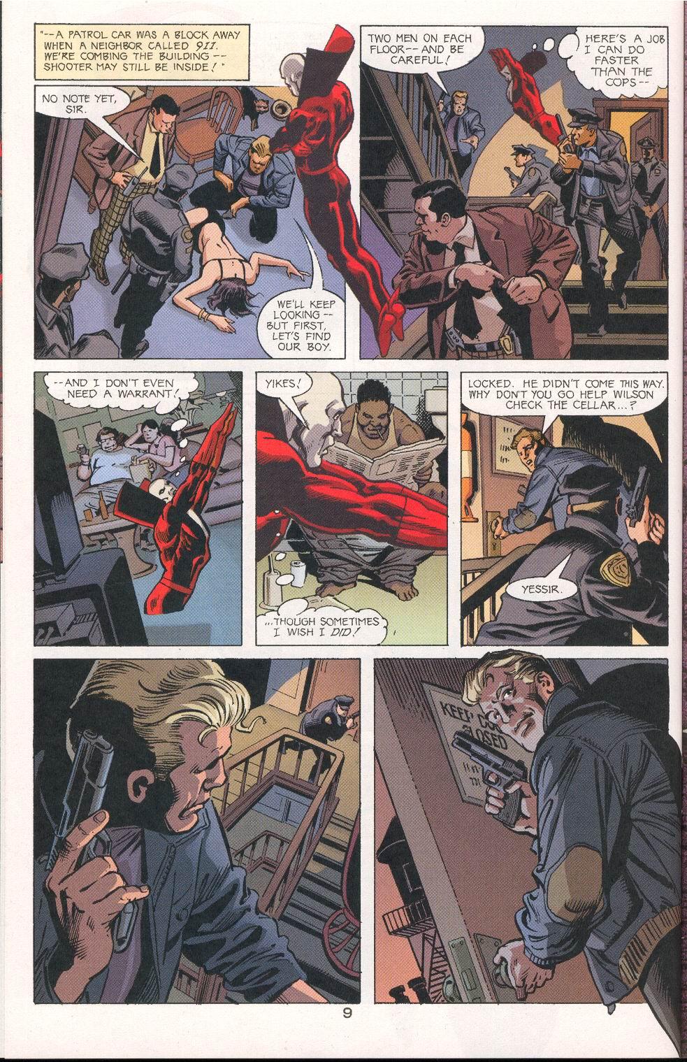 Read online Deadman (2002) comic -  Issue #6 - 10