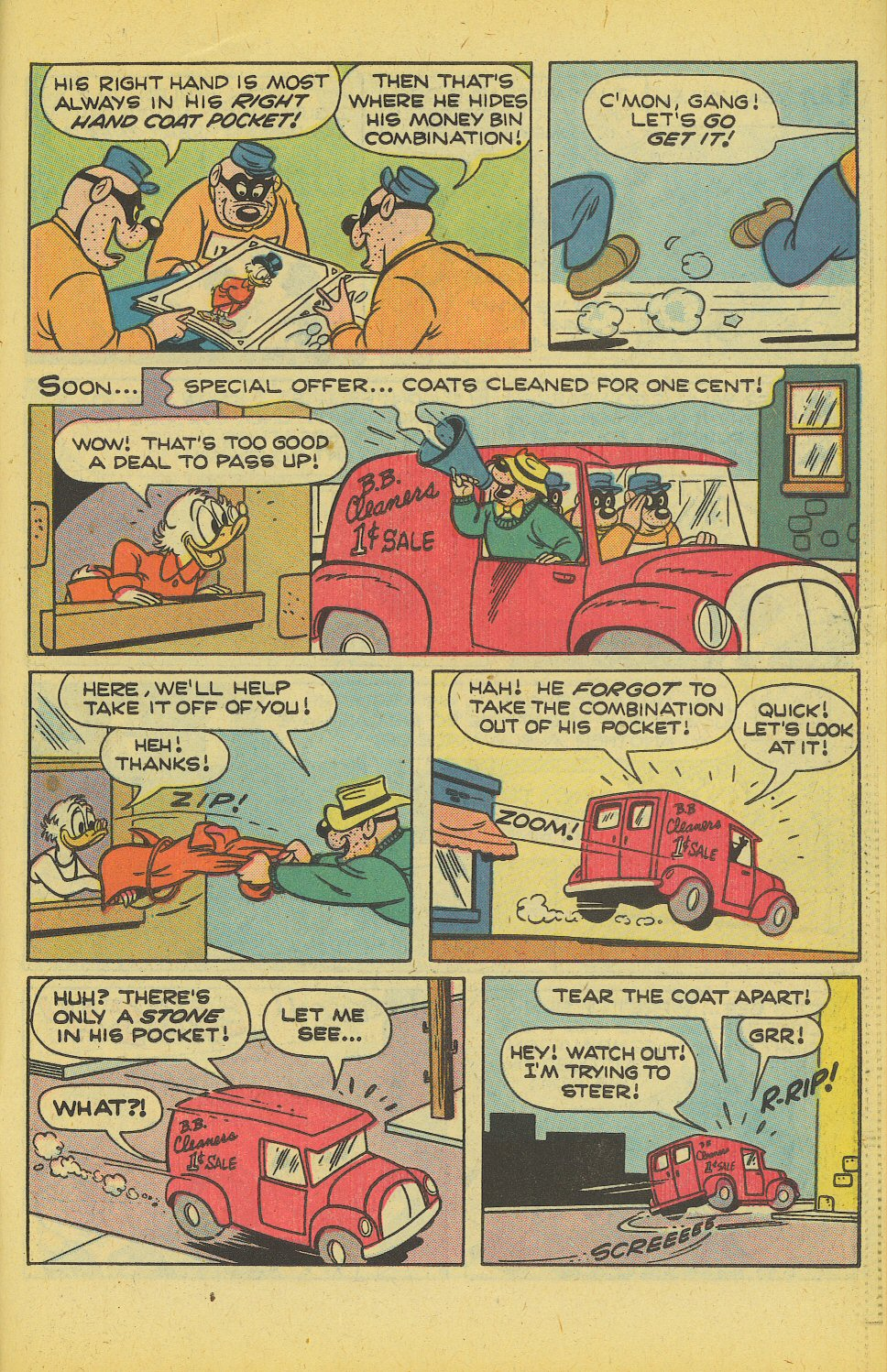 Uncle Scrooge (1953) Issue #158 #158 - English 31