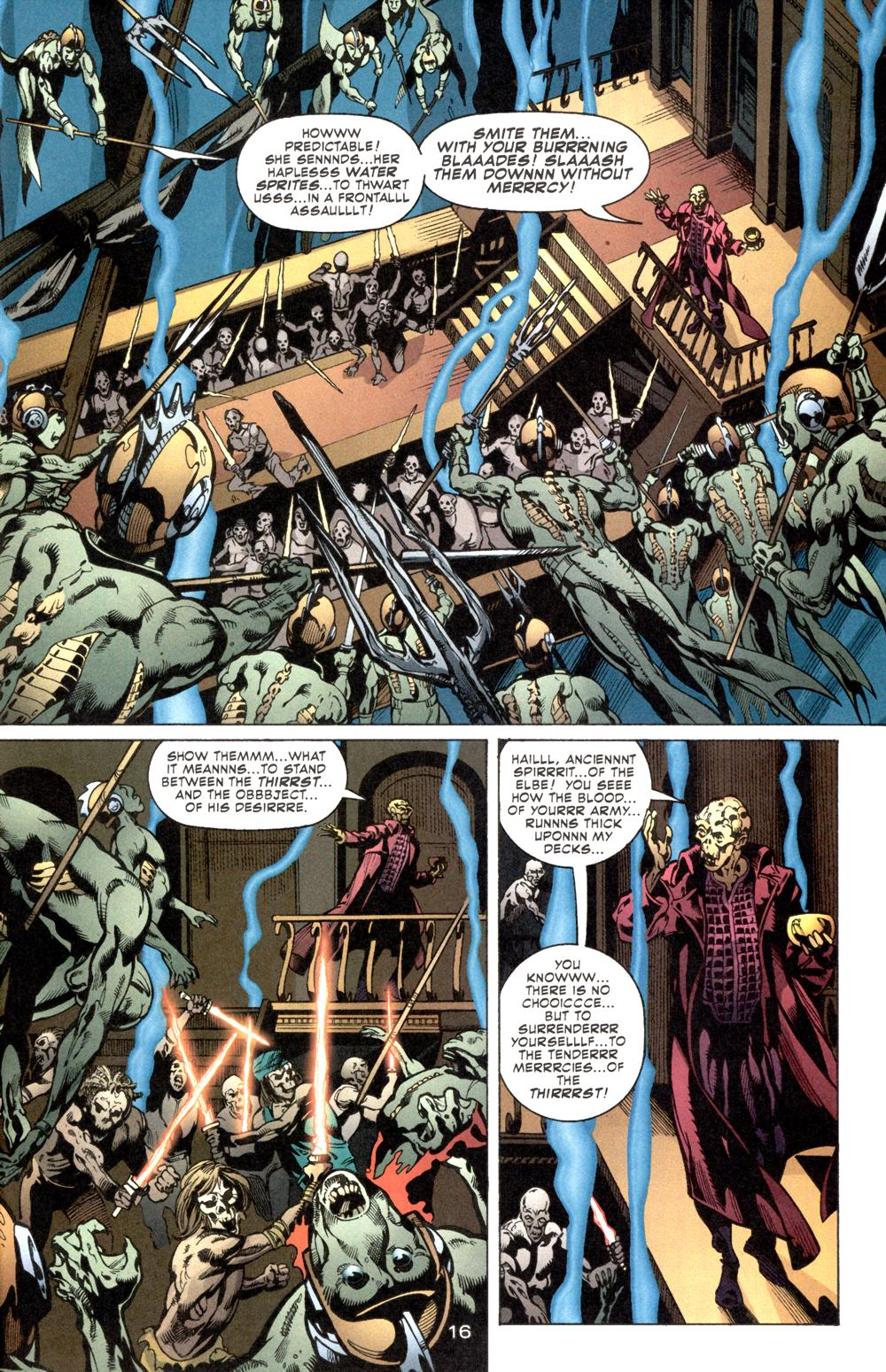 Aquaman (2003) Issue #6 #6 - English 18