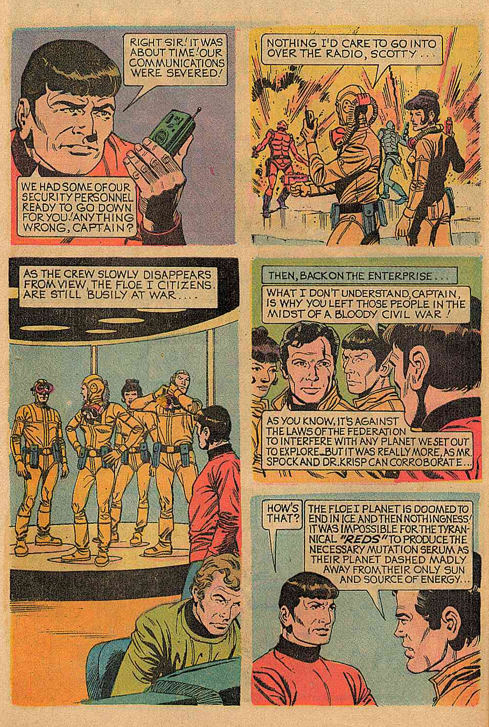 Star Trek (1967) Issue #27 #27 - English 25