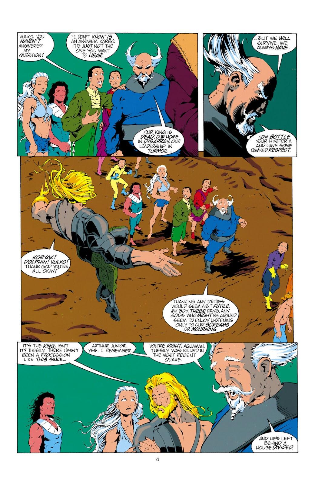 Aquaman (1994) Issue #11 #17 - English 4