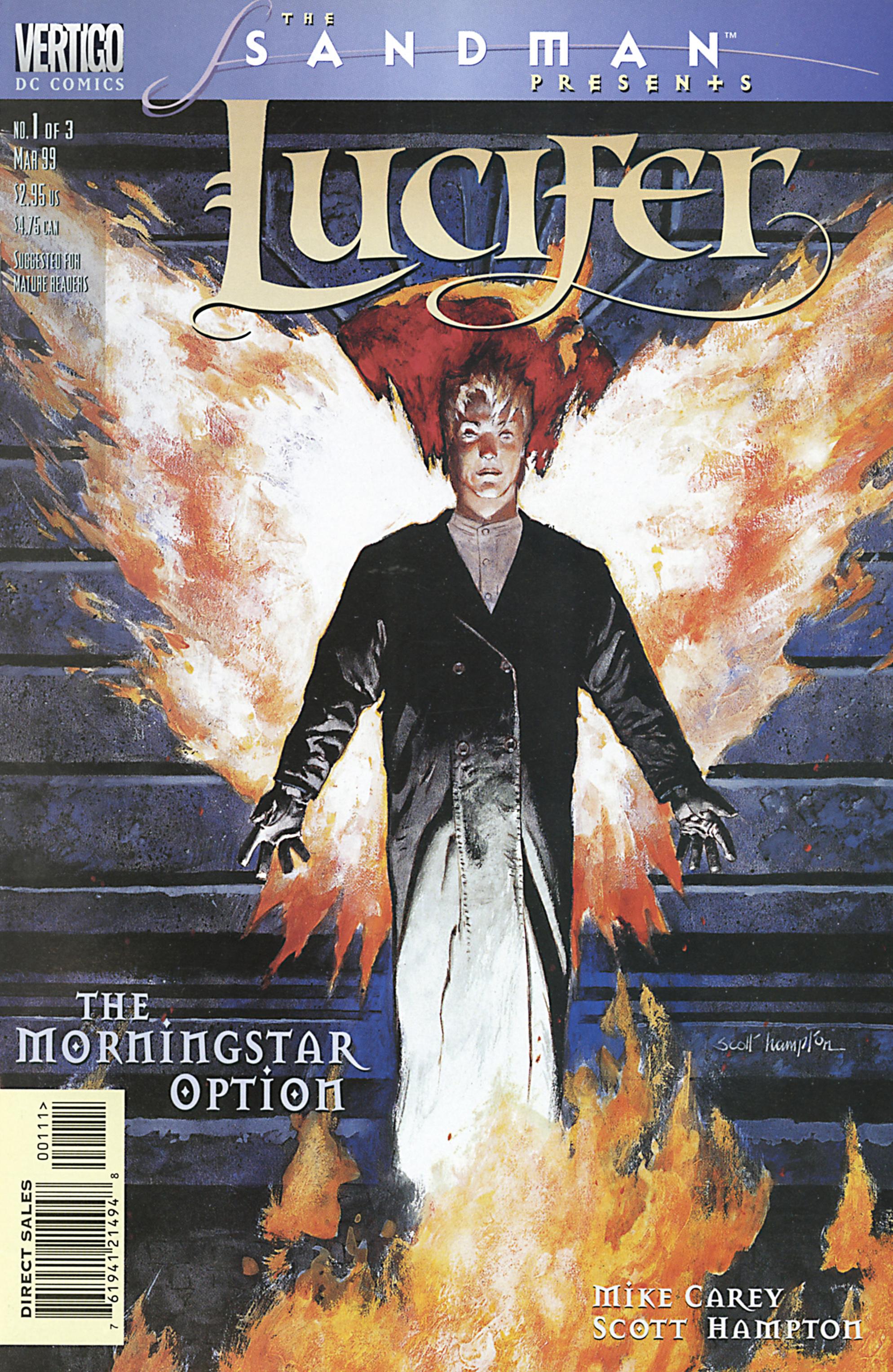 Sandman Presents: Lucifer issue 1 - Page 1