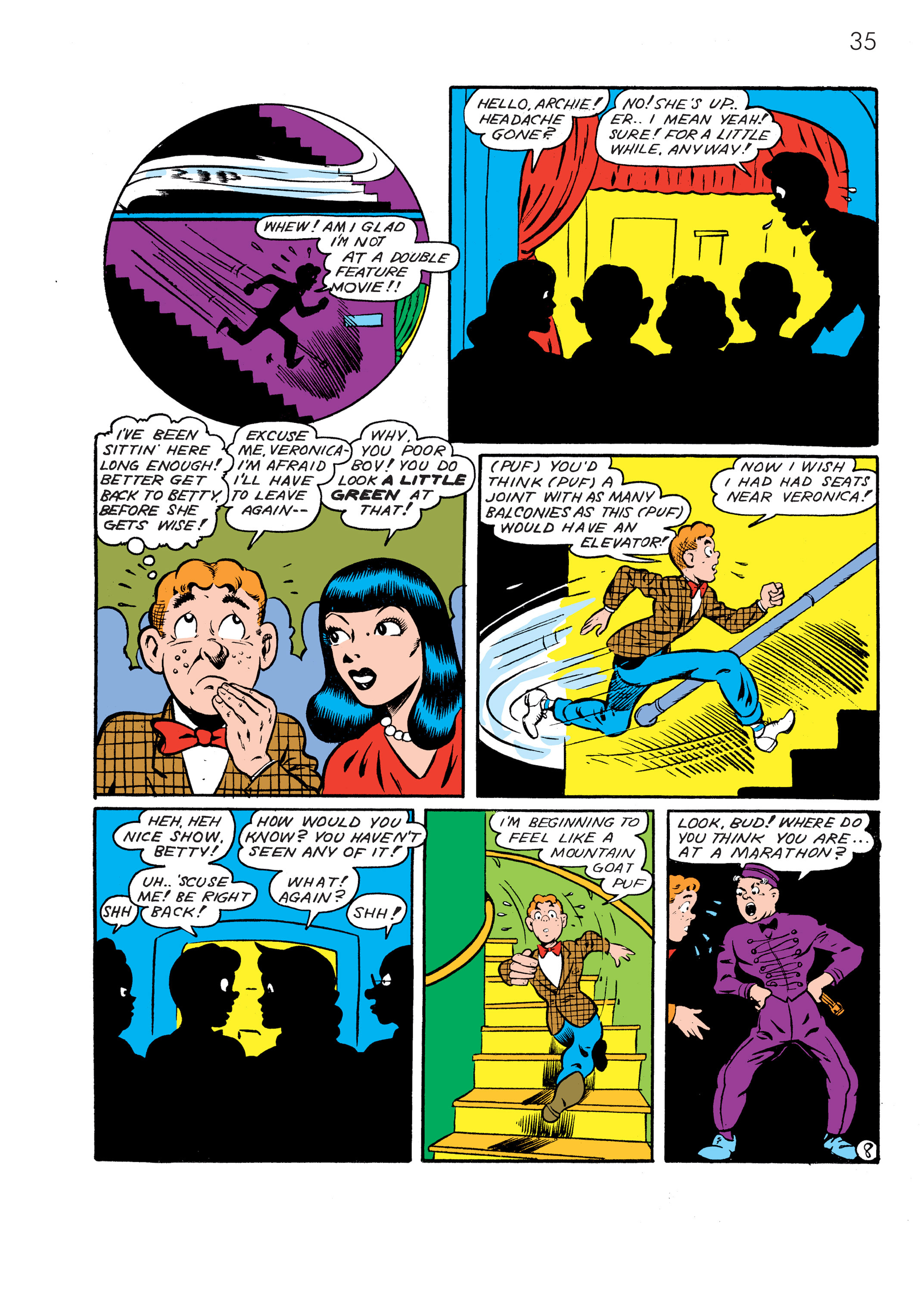 Read online The Best of Archie Comics comic -  Issue # TPB 4 (Part 1) - 36