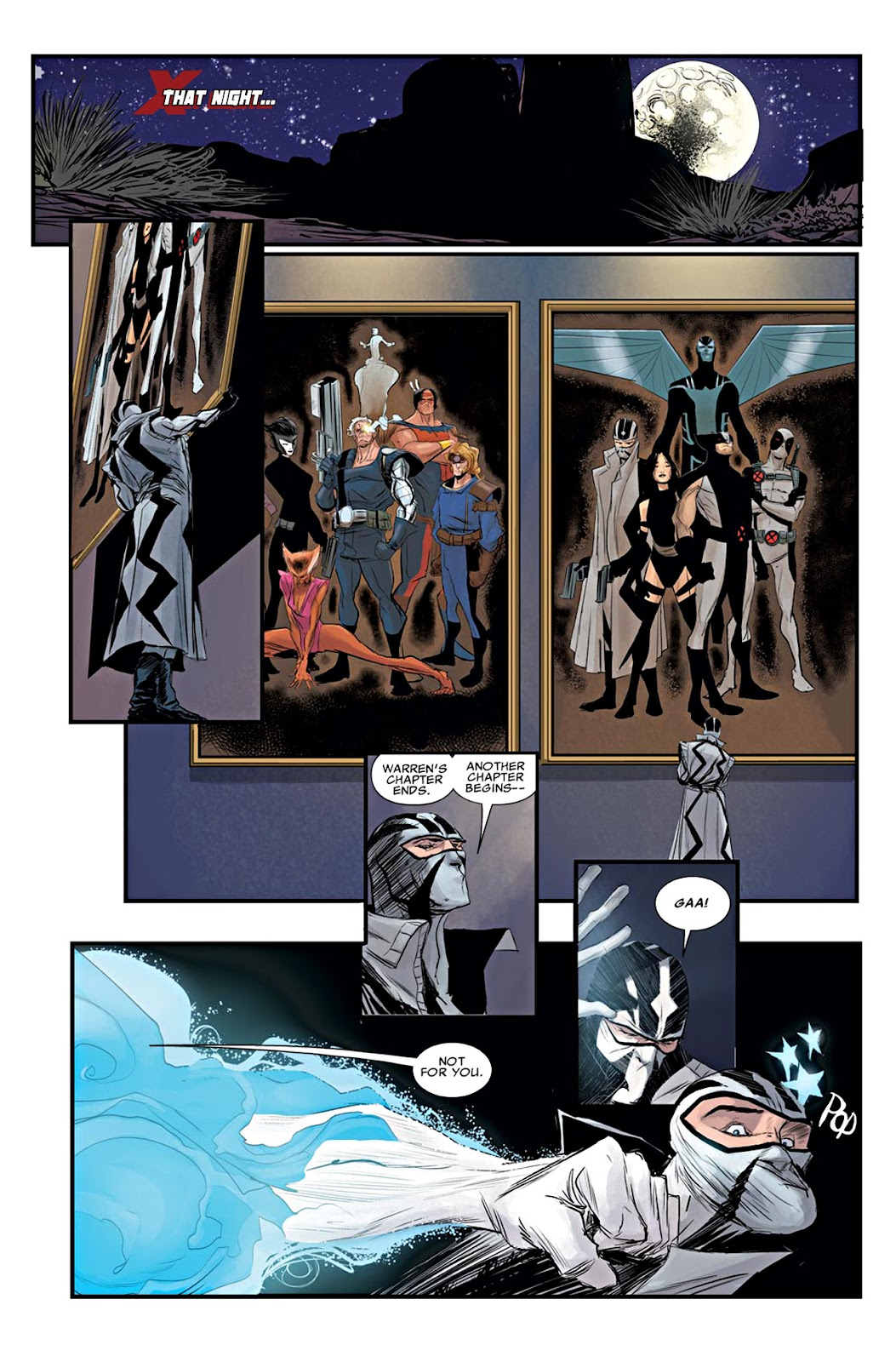 Uncanny X-Force (2010) Issue #19 #20 - English 21