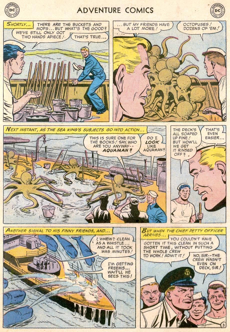 Read online Adventure Comics (1938) comic -  Issue #232 - 19