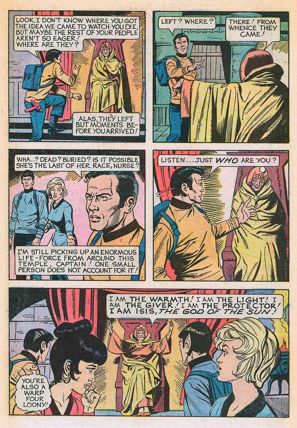 Star Trek (1967) Issue #30 #30 - English 12