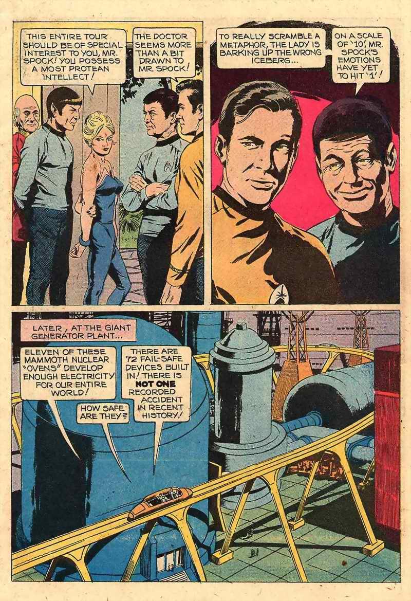 Star Trek (1967) #59 #59 - English 9