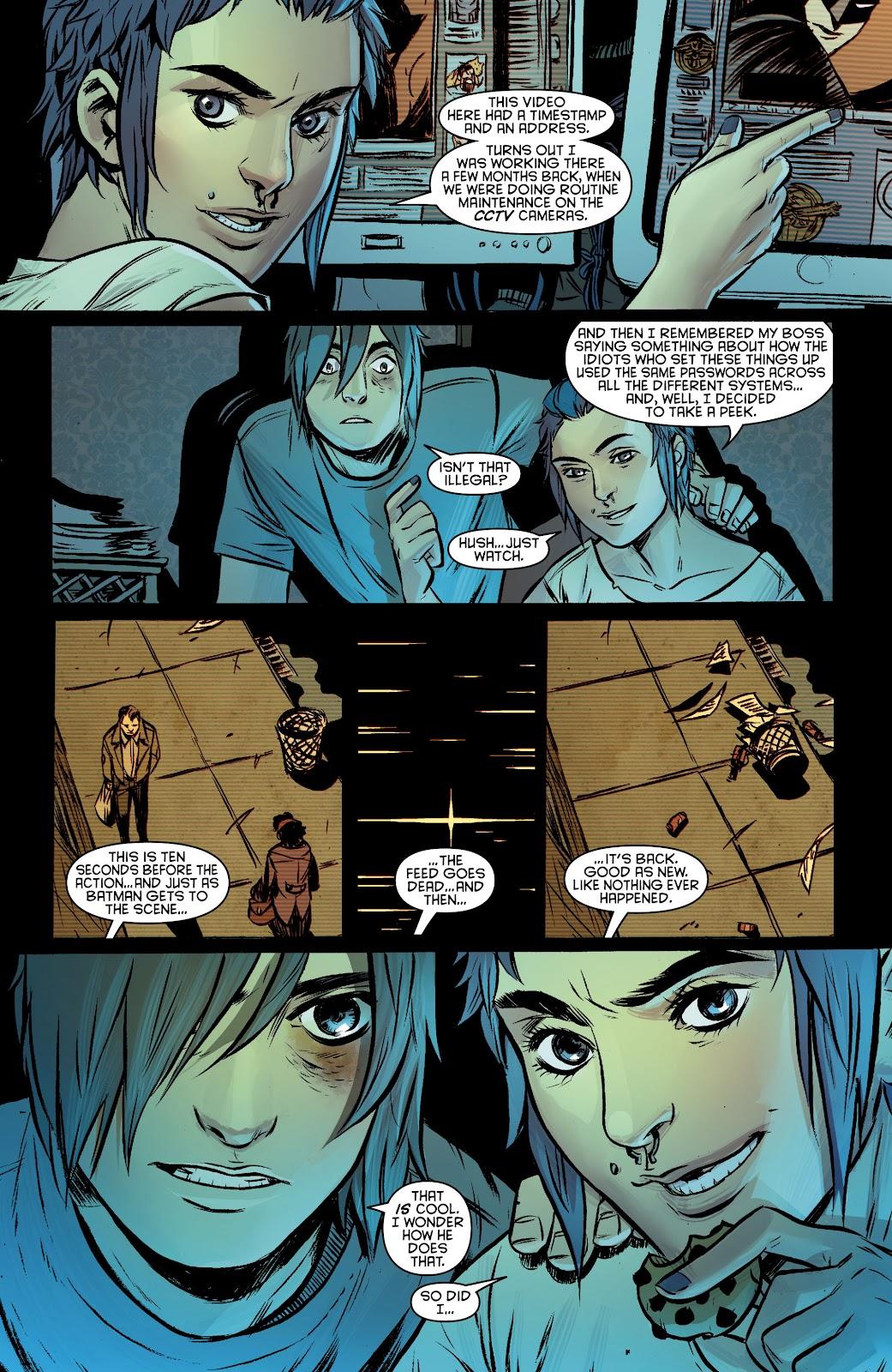 Batman (2011) Issue #12 #27 - English 18