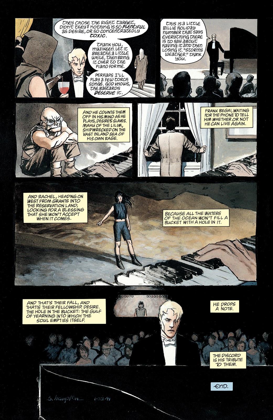 Sandman Presents: Lucifer Issue #3 #3 - English 23