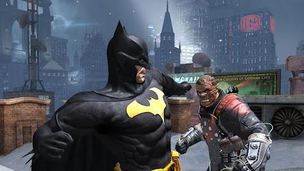 Free Download Batman Arkham Origins Apk + Data