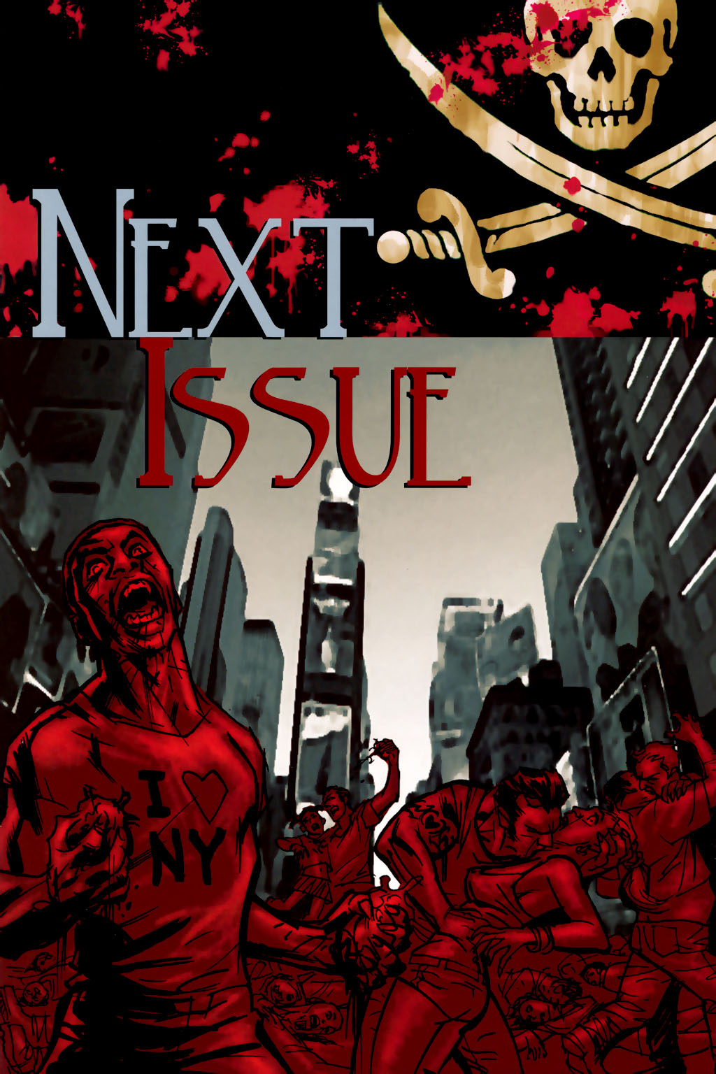 Read online Sea of Red comic -  Issue #9 - 30