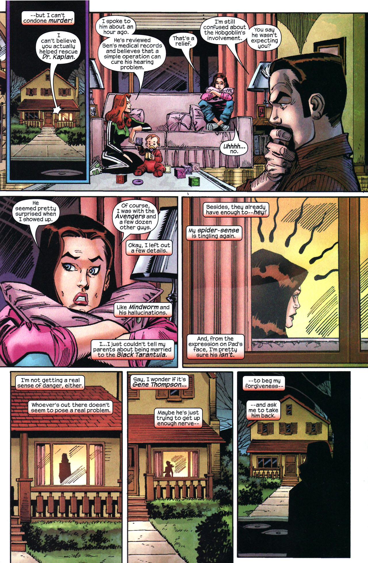 Amazing Spider-Girl #15 #16 - English 38