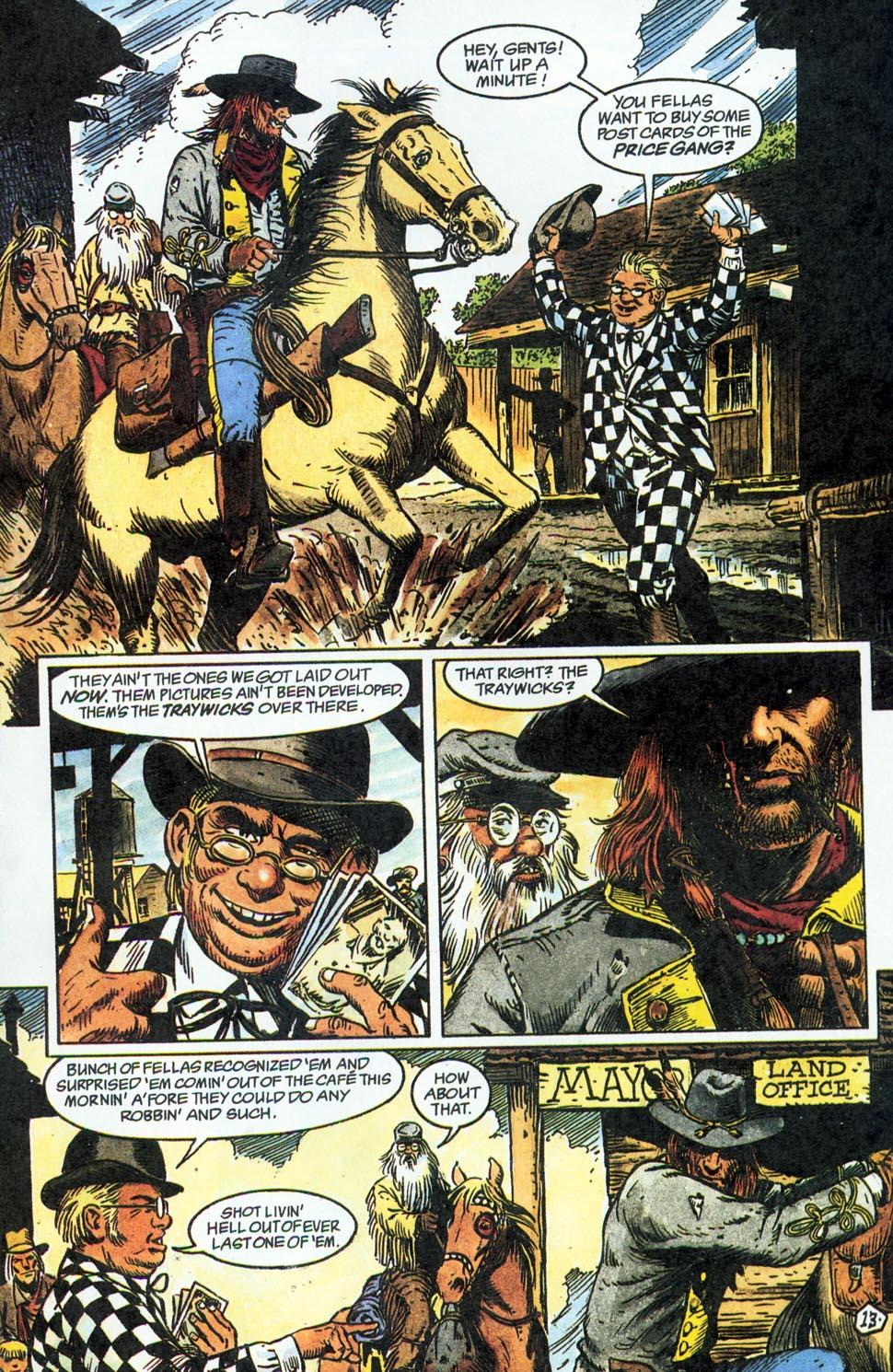 Jonah Hex: Two-Gun Mojo Issue #1 #1 - English 15