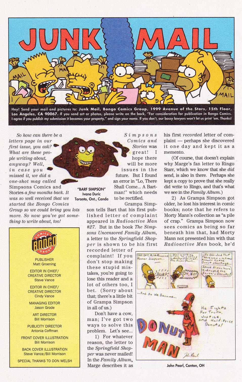 Read online Simpsons Comics comic -  Issue #1 - 33