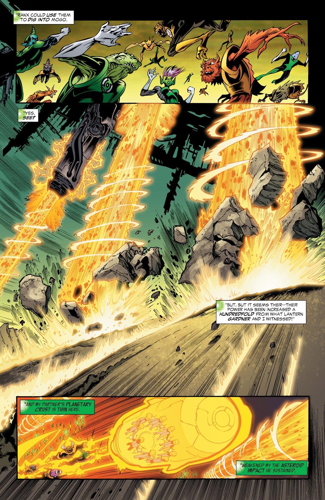 Green Lantern: The Sinestro Corps War Full #1 - English 122