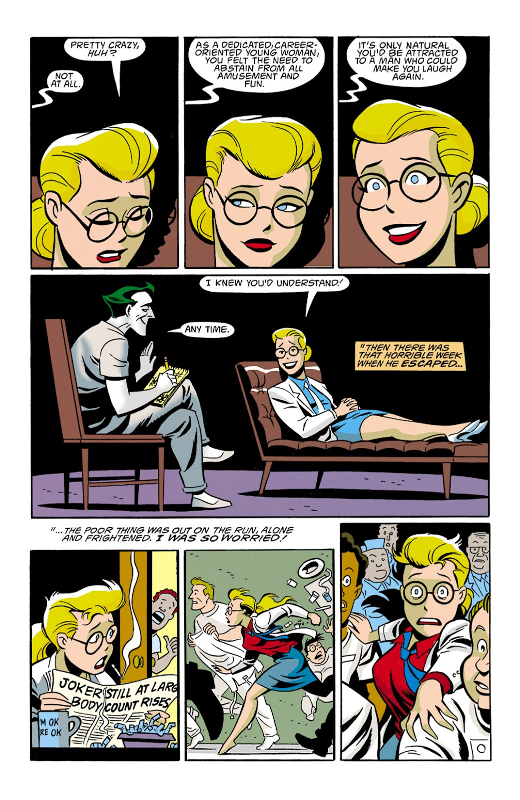 The Batman Adventures: Mad Love Full #1 - English 31