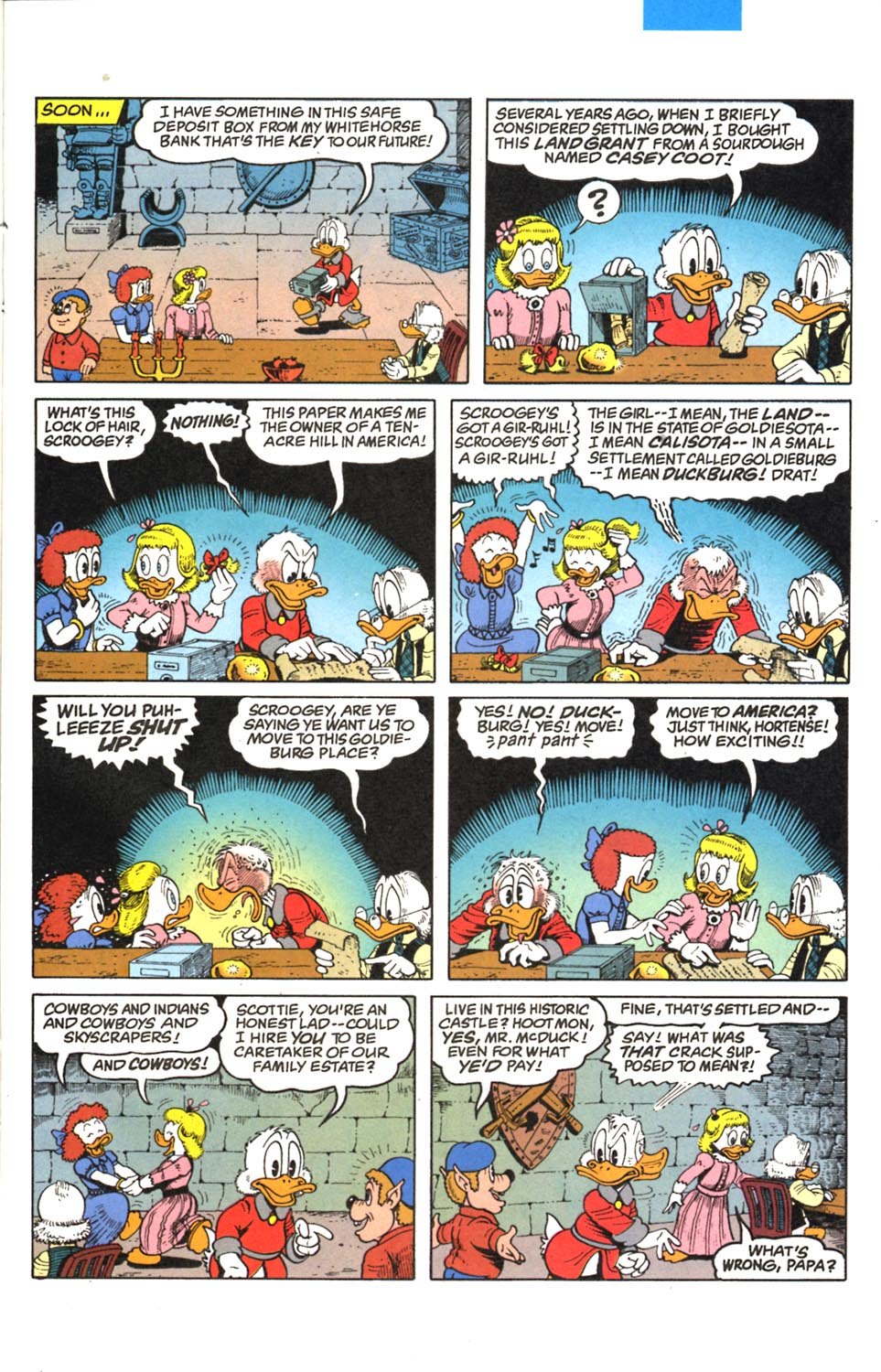 Uncle Scrooge (1953) Issue #293 #293 - English 14