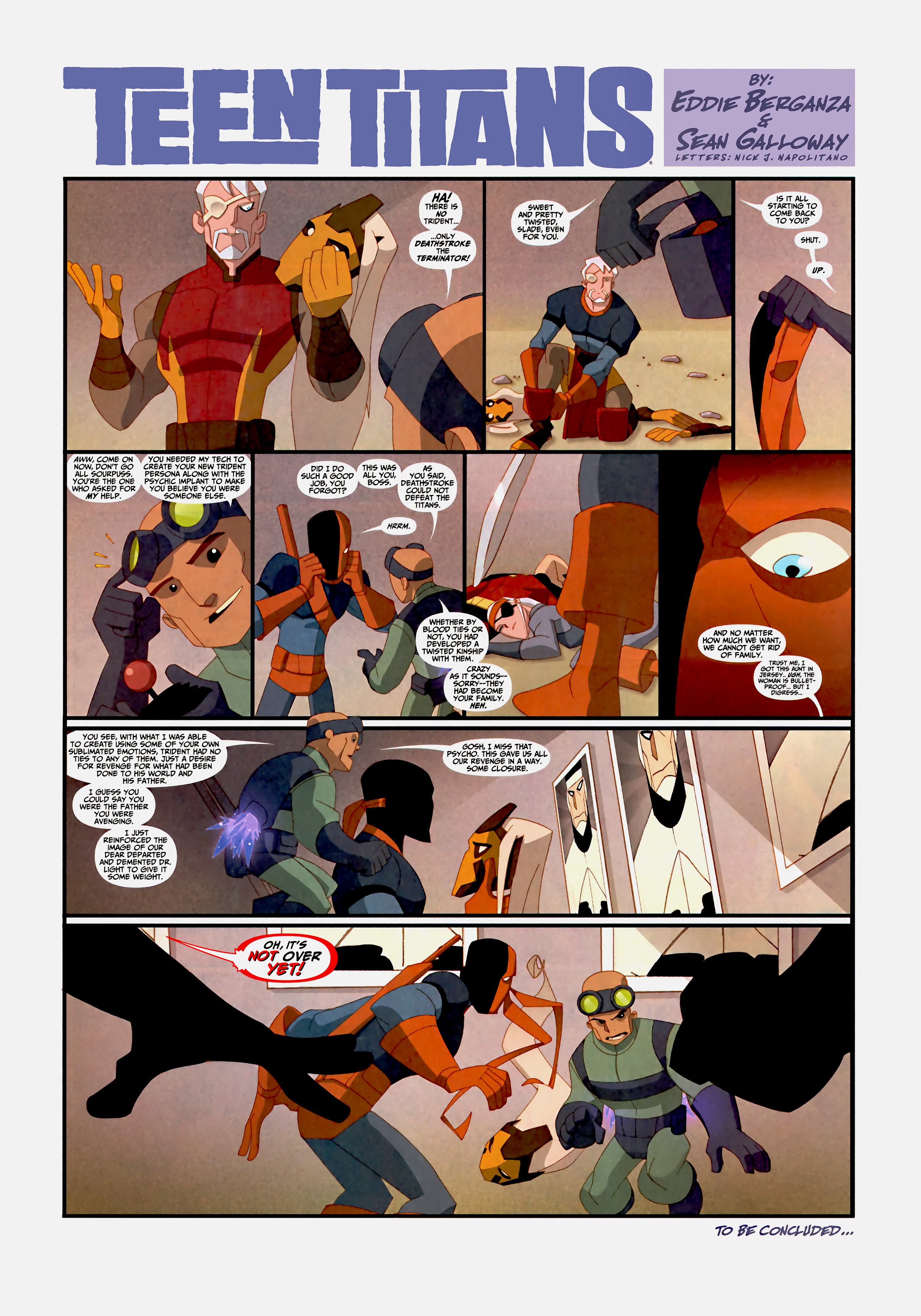Read online Wednesday Comics comic -  Issue #11 - 8