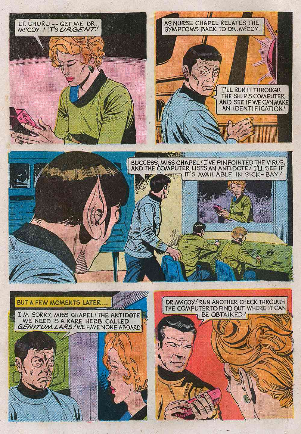 Star Trek (1967) Issue #23 #23 - English 9