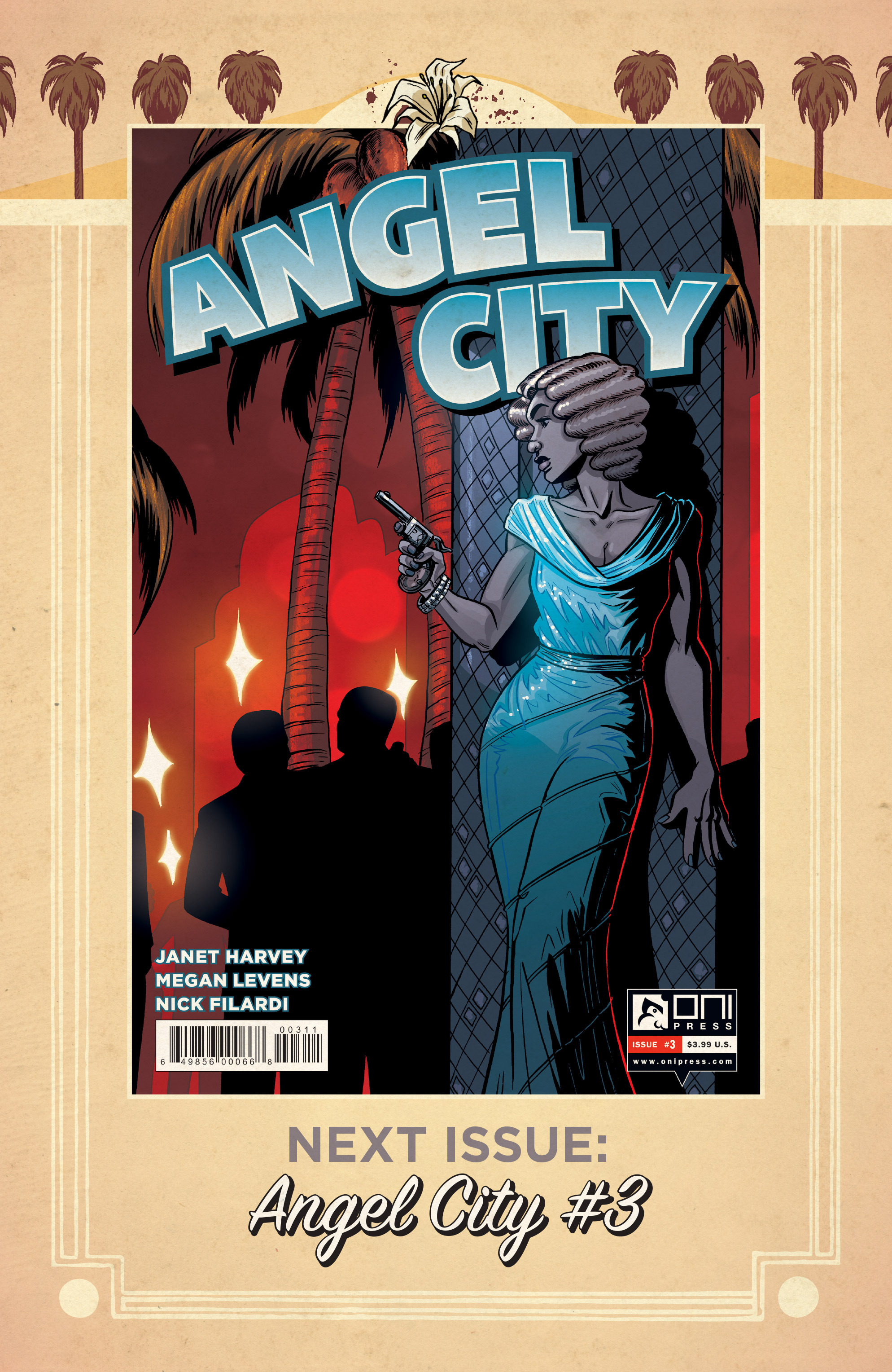 Read online Angel City comic -  Issue #2 - 24