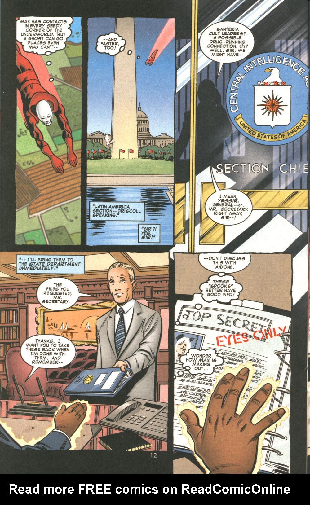 Read online Deadman: Dead Again comic -  Issue #5 - 13