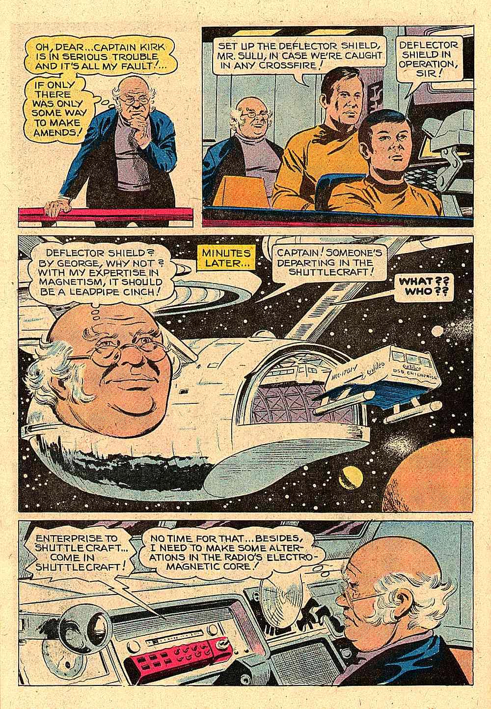 Star Trek (1967) #51 #51 - English 18