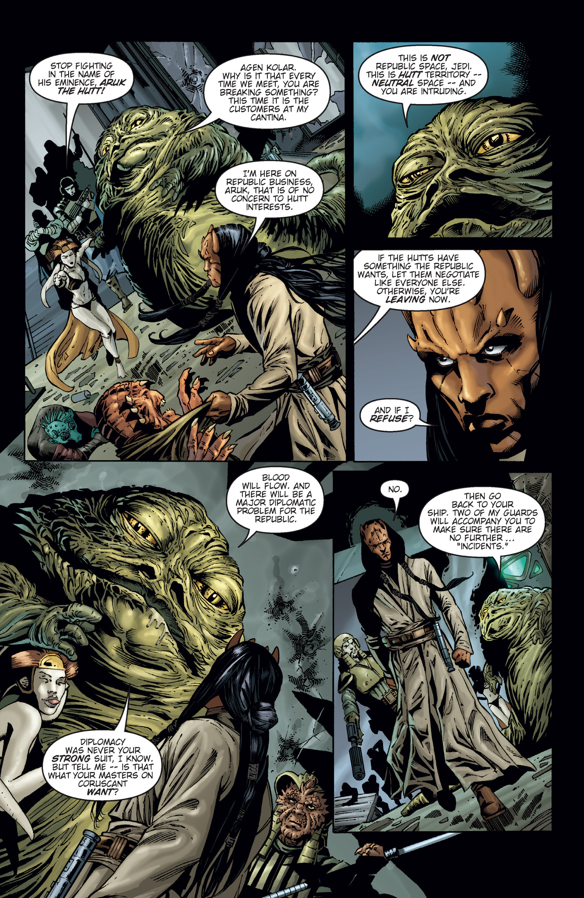 Star Wars Legends Epic Collection: The Clone Wars chap 2 pic 48