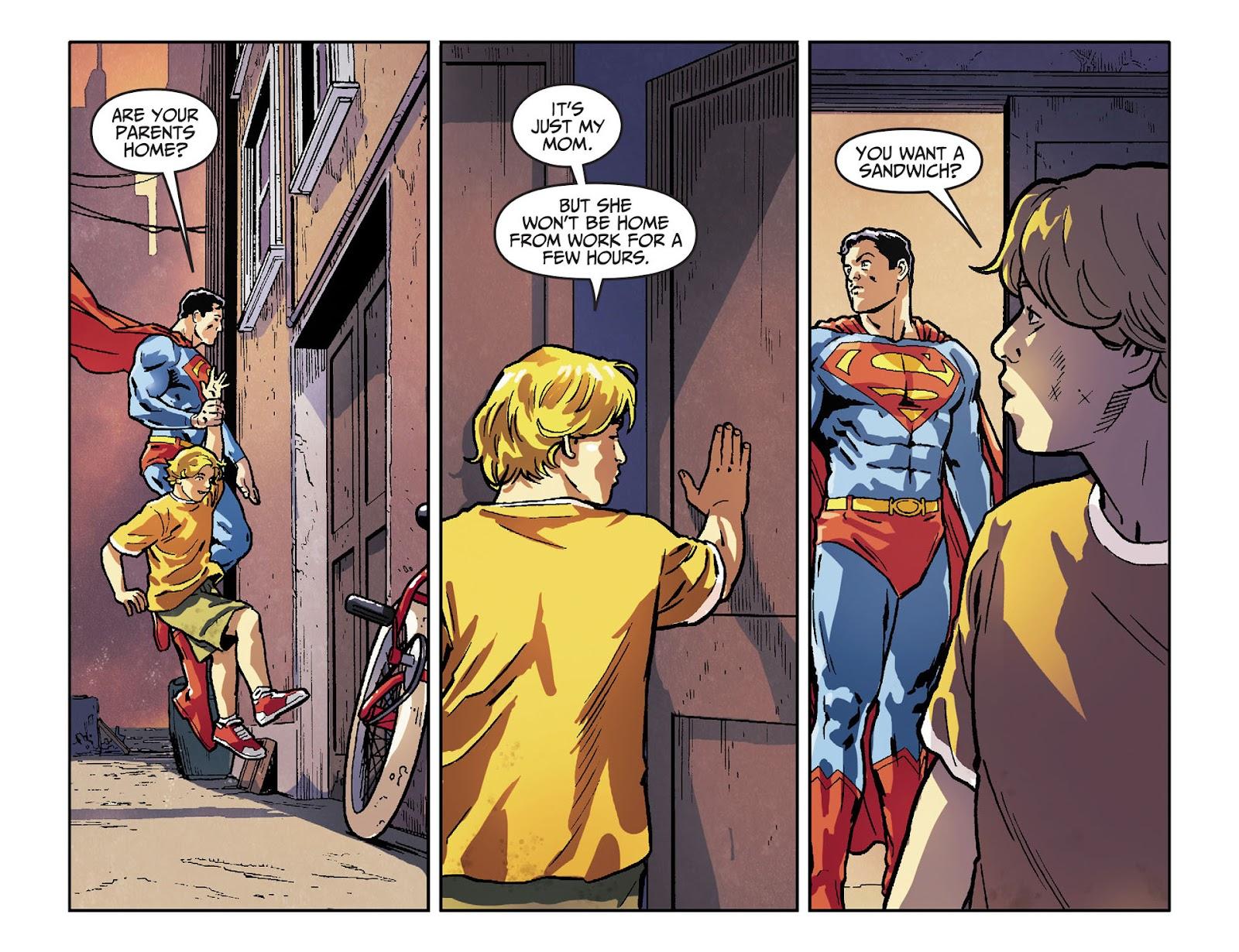 Injustice: Gods Among Us [I] Issue #30 #31 - English 11