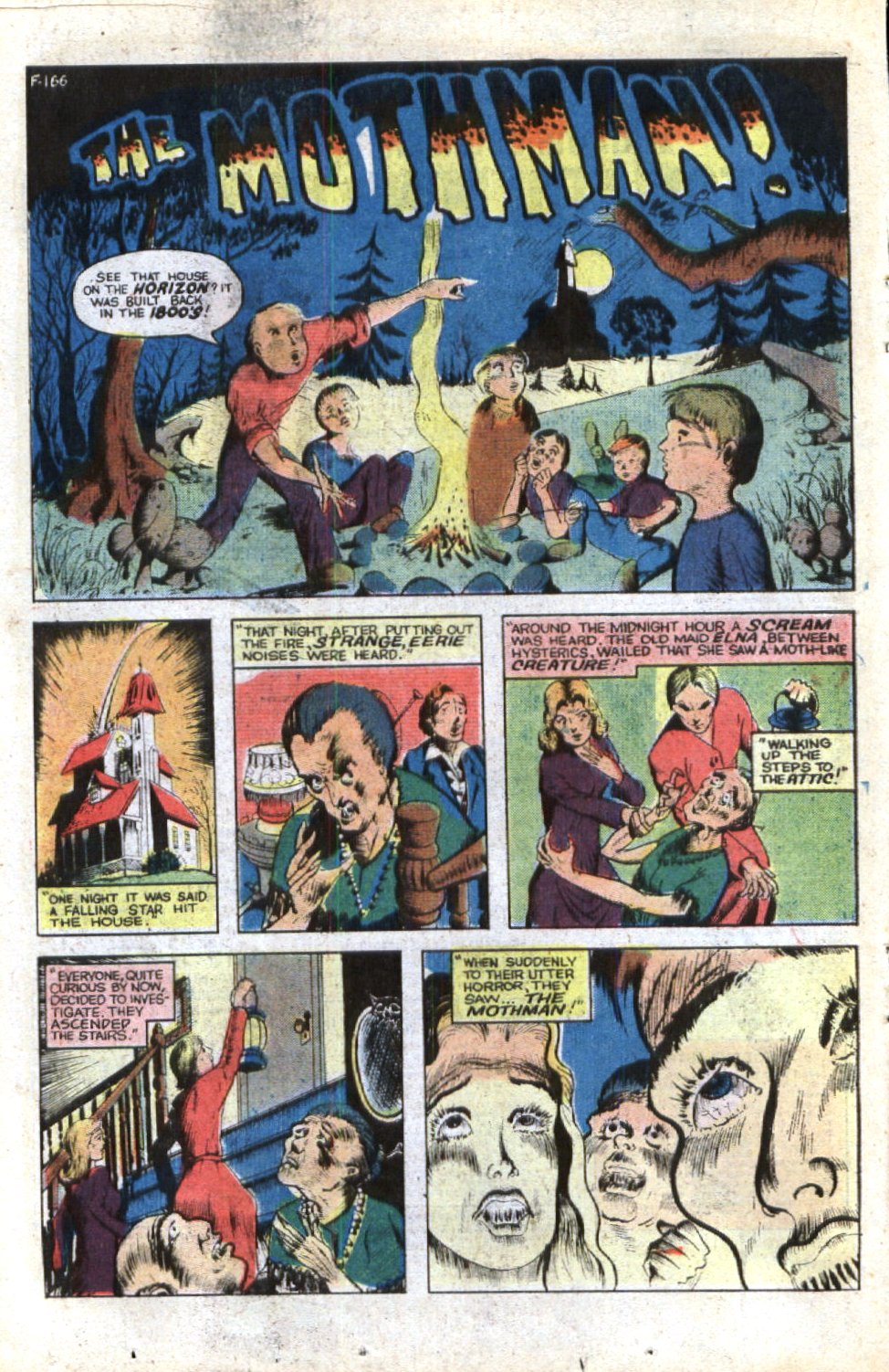 Read online Scary Tales comic -  Issue #37 - 18
