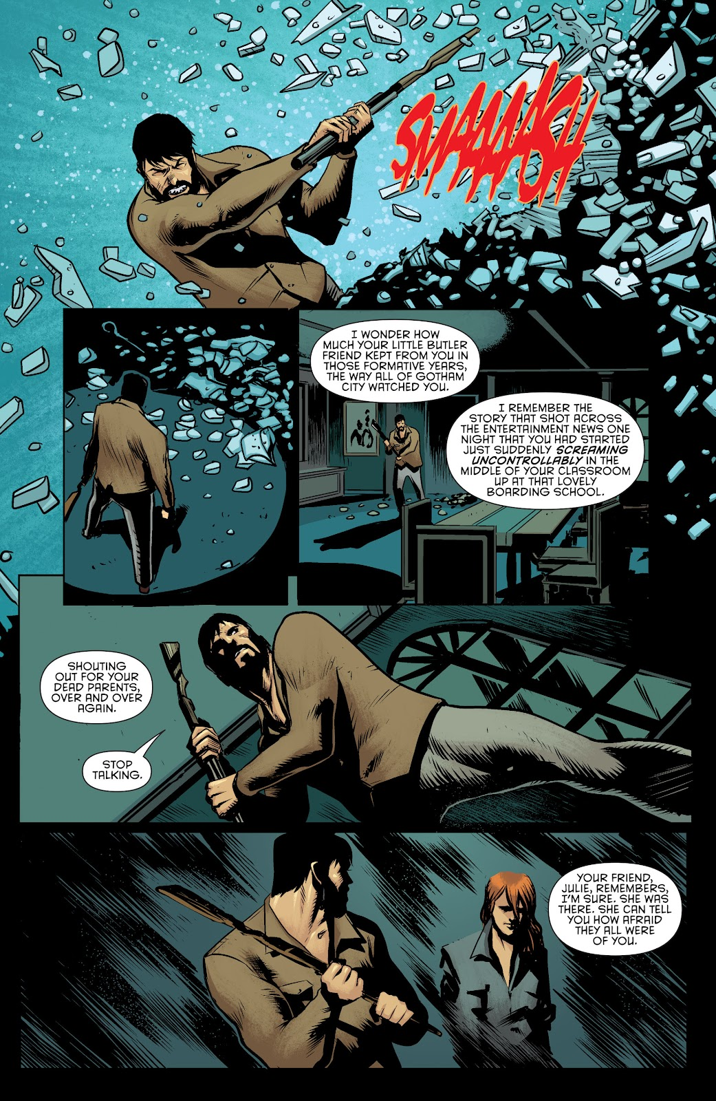 Batman (2011) Annual 4 #14 - English 23