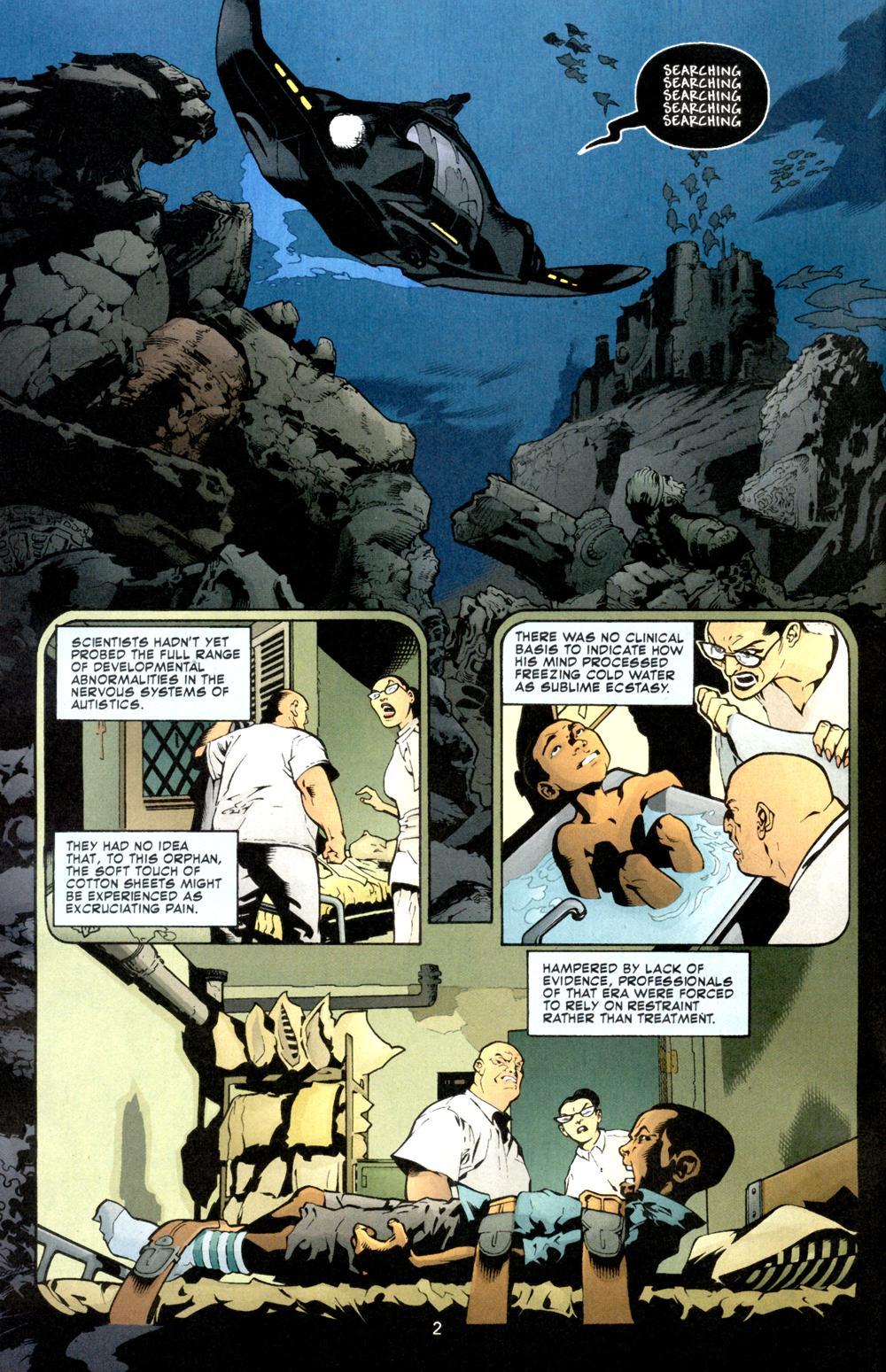 Aquaman (2003) Issue #8 #8 - English 3