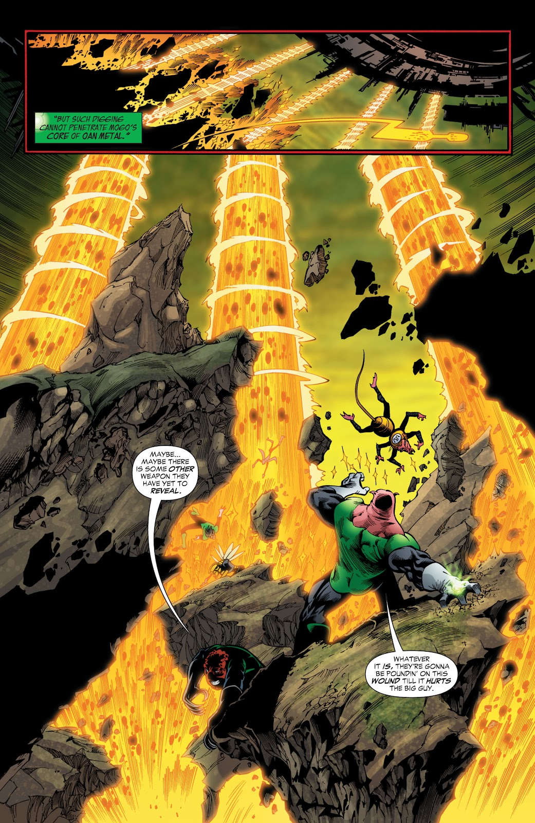 Green Lantern: The Sinestro Corps War Full #1 - English 123