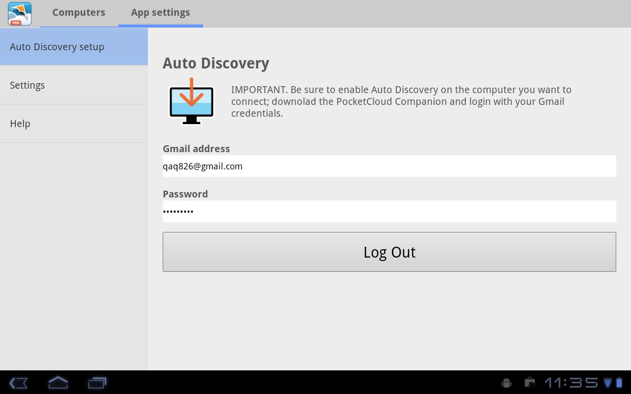 PocketCloud Remote Desktop Pro v1.3.230 APK Download