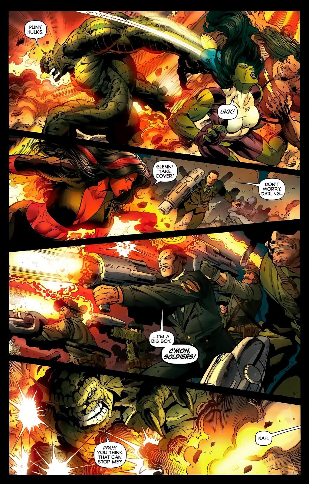 Incredible Hulks (2010) Issue #619 #9 - English 21