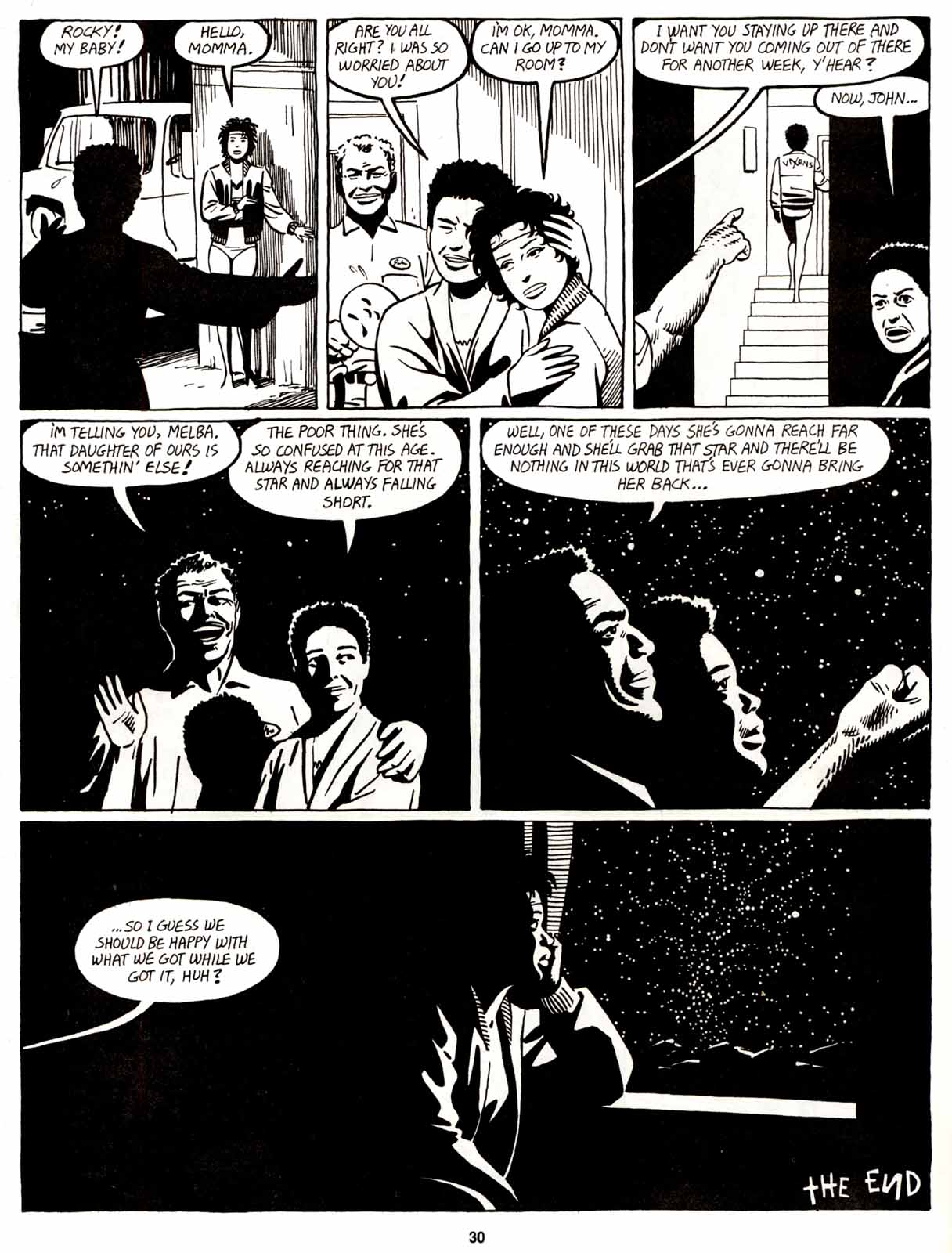 Love and Rockets (1982) Issue #9 #8 - English 32