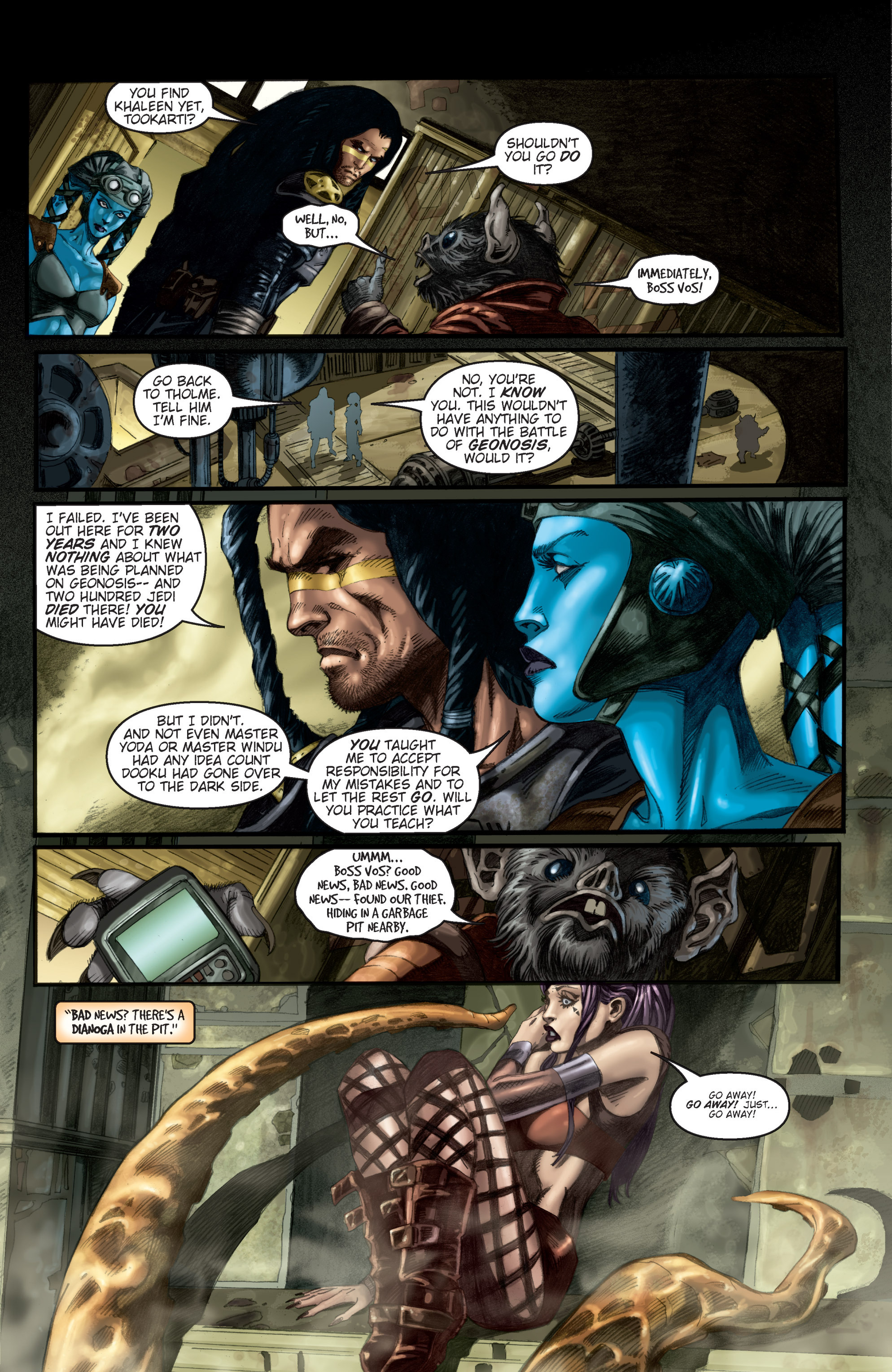 Star Wars Legends Epic Collection: The Clone Wars chap 1 pic 15