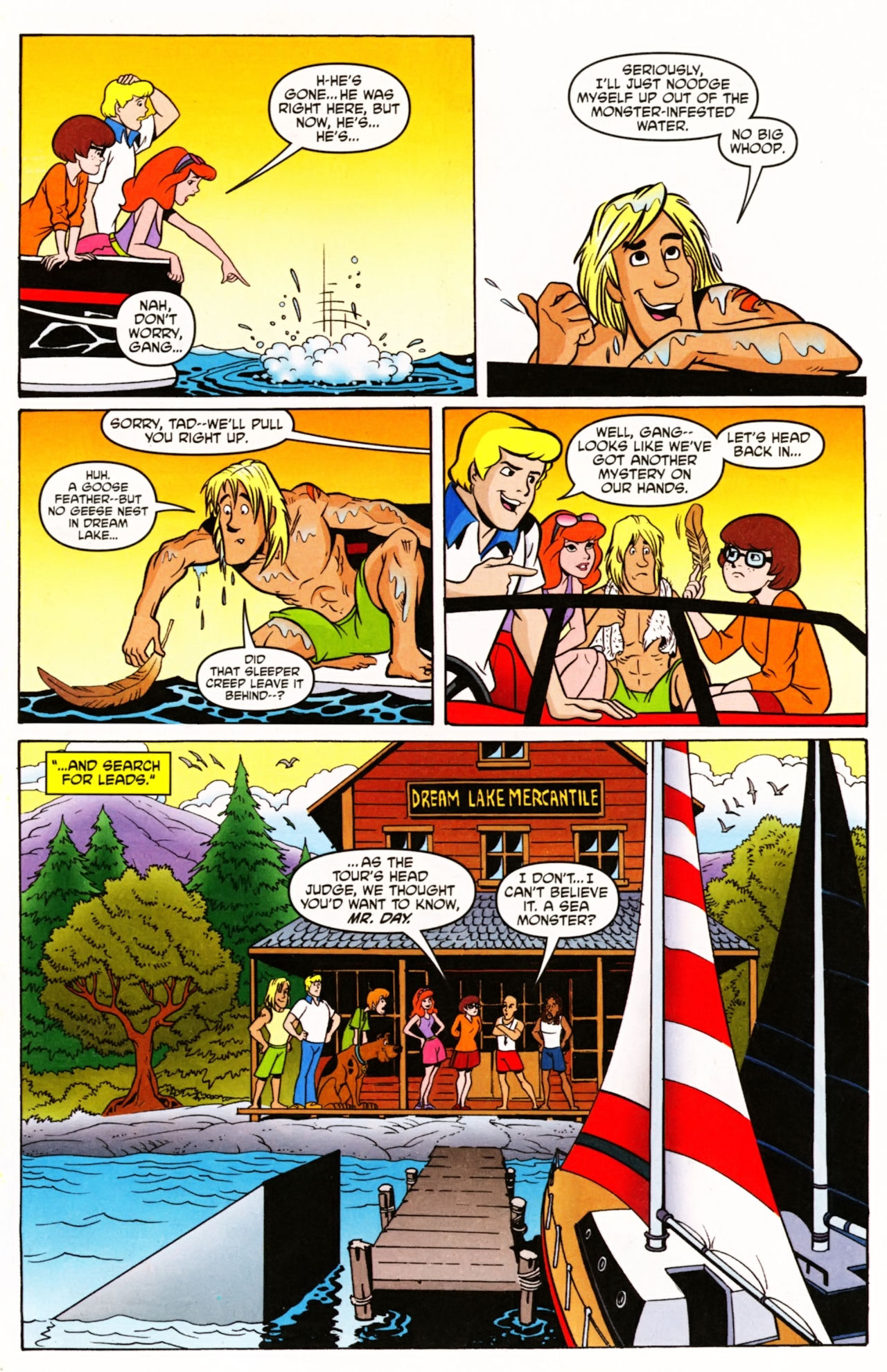 Read online Scooby-Doo (1997) comic -  Issue #152 - 4