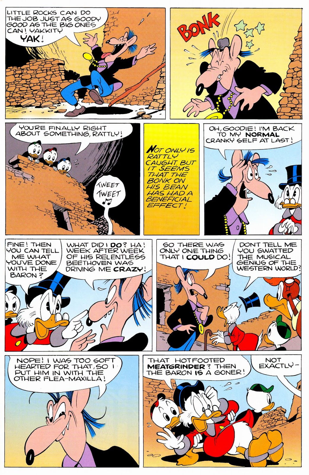 Uncle Scrooge (1953) Issue #326 #326 - English 53