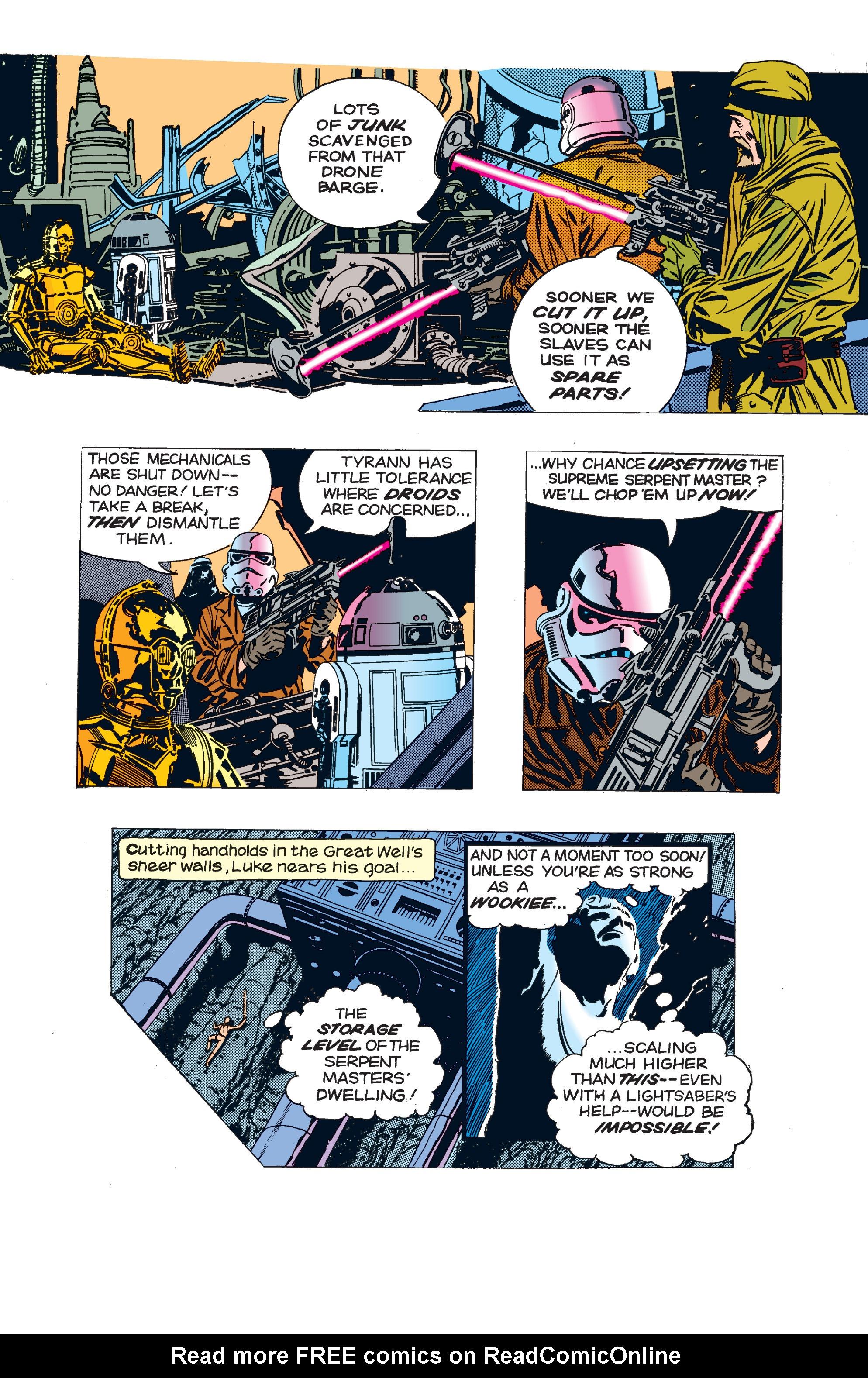Classic Star Wars #5 #5 - English 22