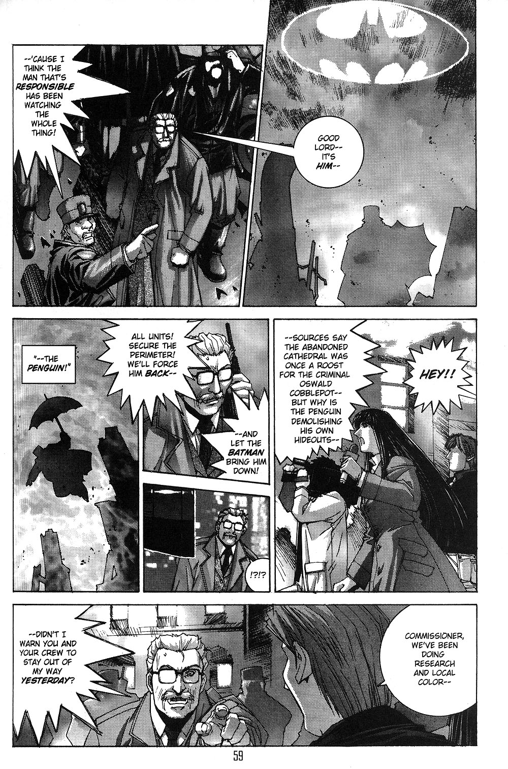 Read online Batman: Child of Dreams comic -  Issue # Full - 57