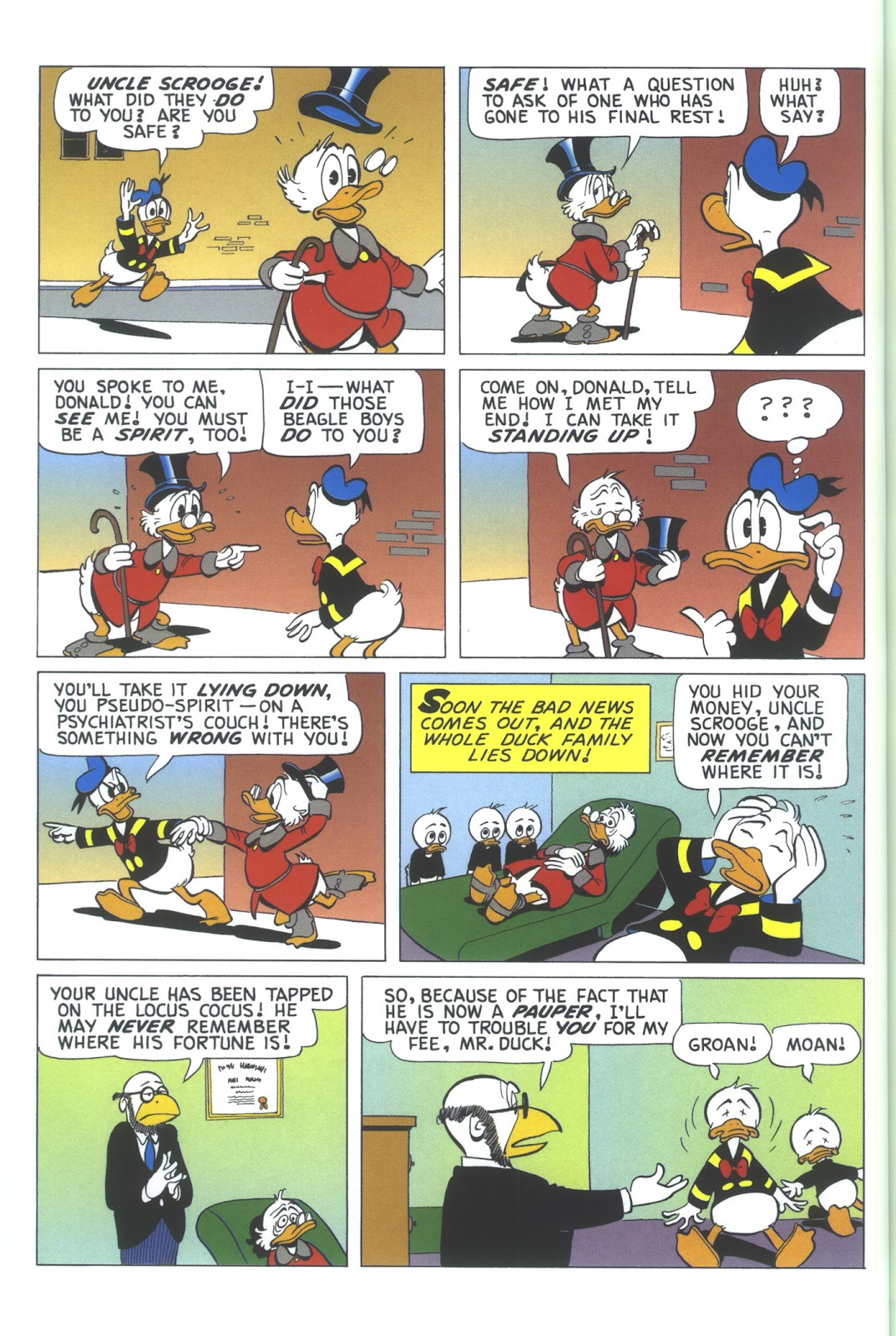Uncle Scrooge (1953) Issue #358 #358 - English 16